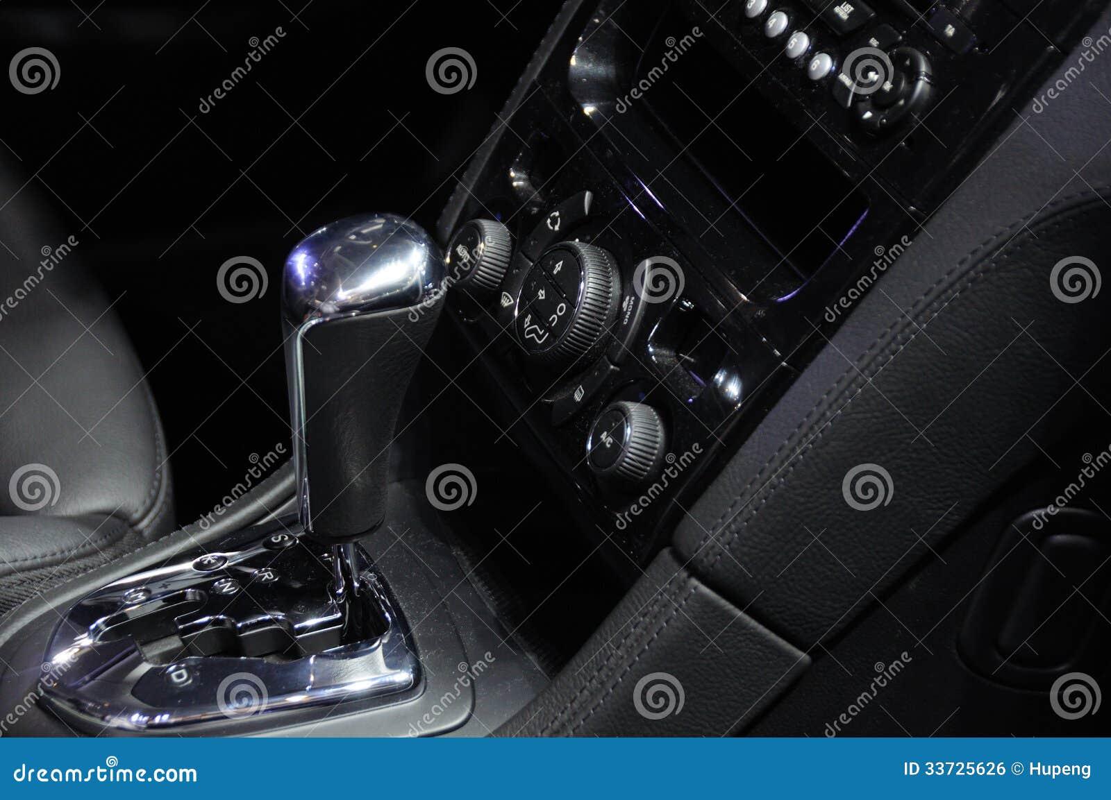 Рычаг переключения тяги управления автомобиля автоматического переноса