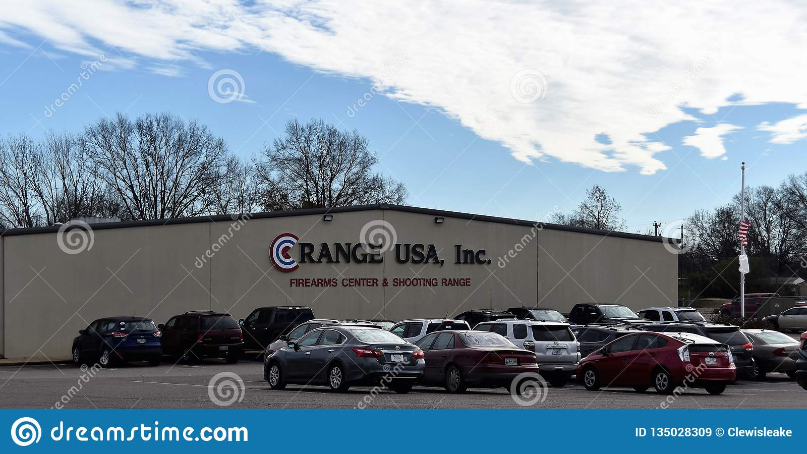 Ряд США, Inc, Bartlett, TN