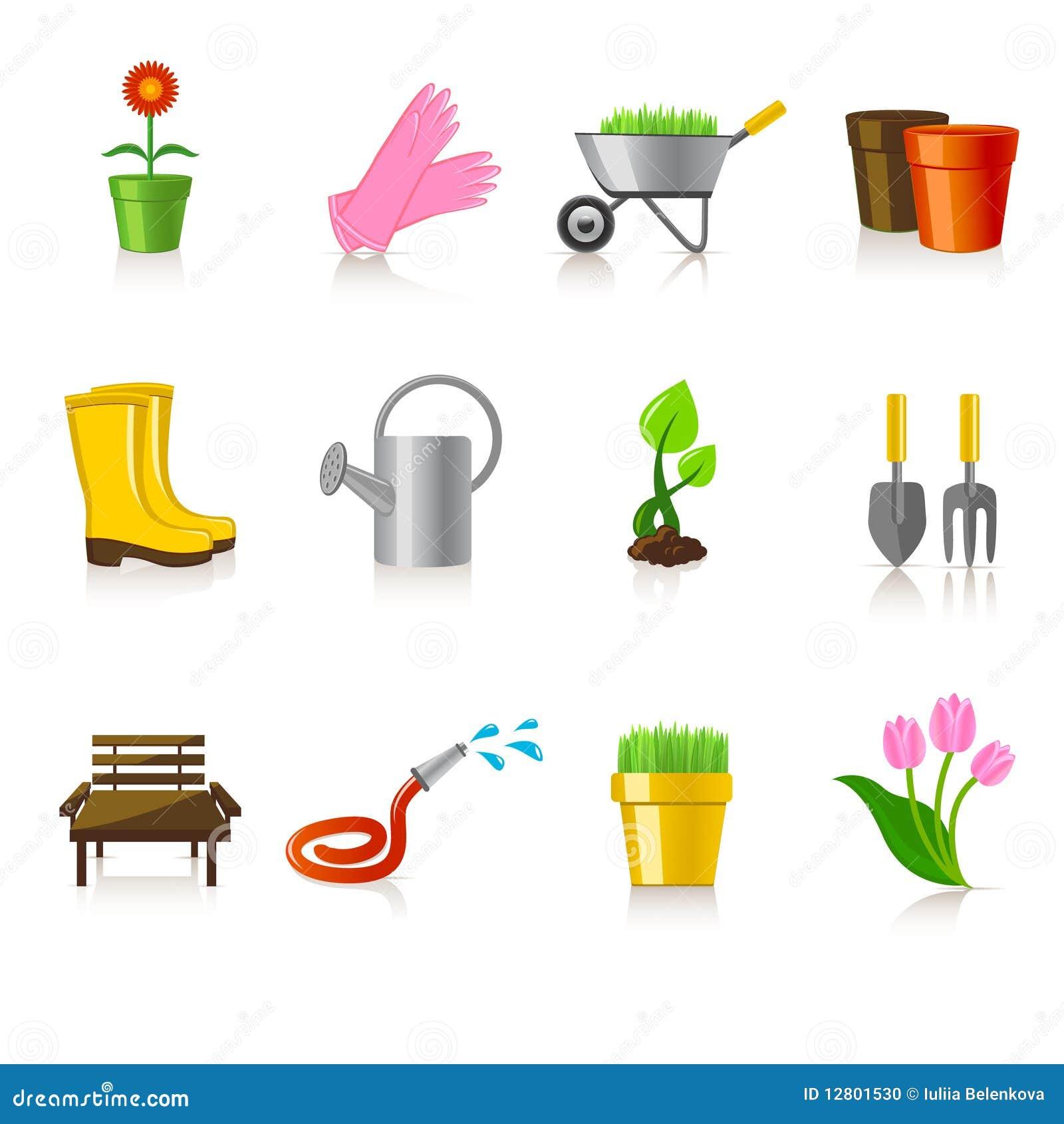 садовничая иконы