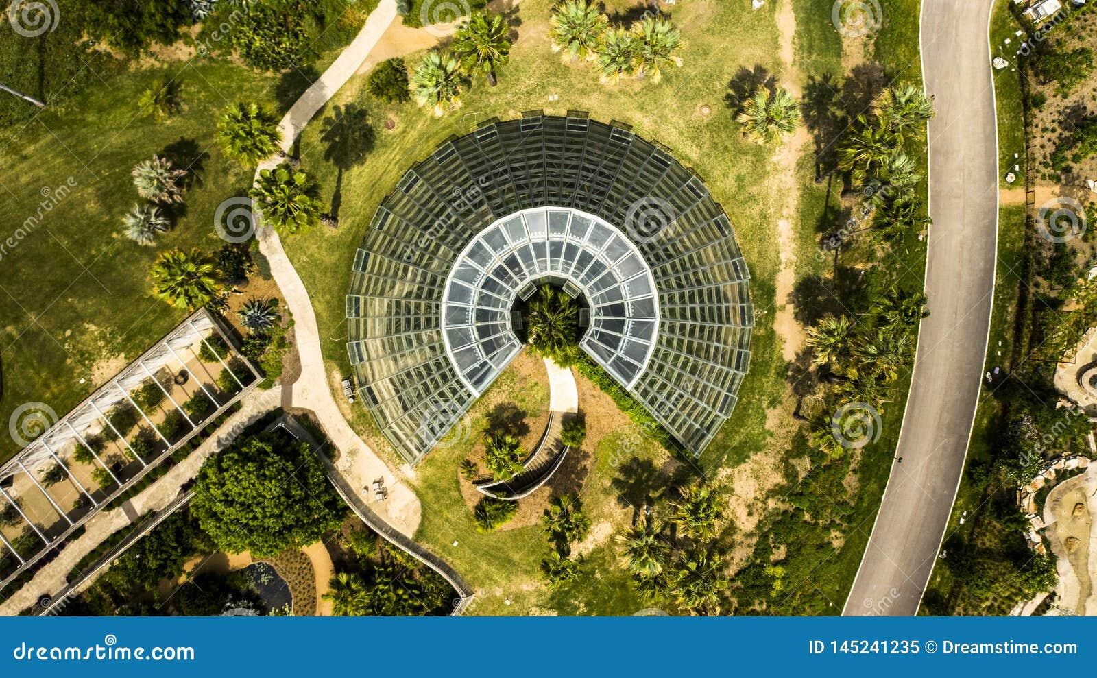 Сад Сан Антонио ботанический