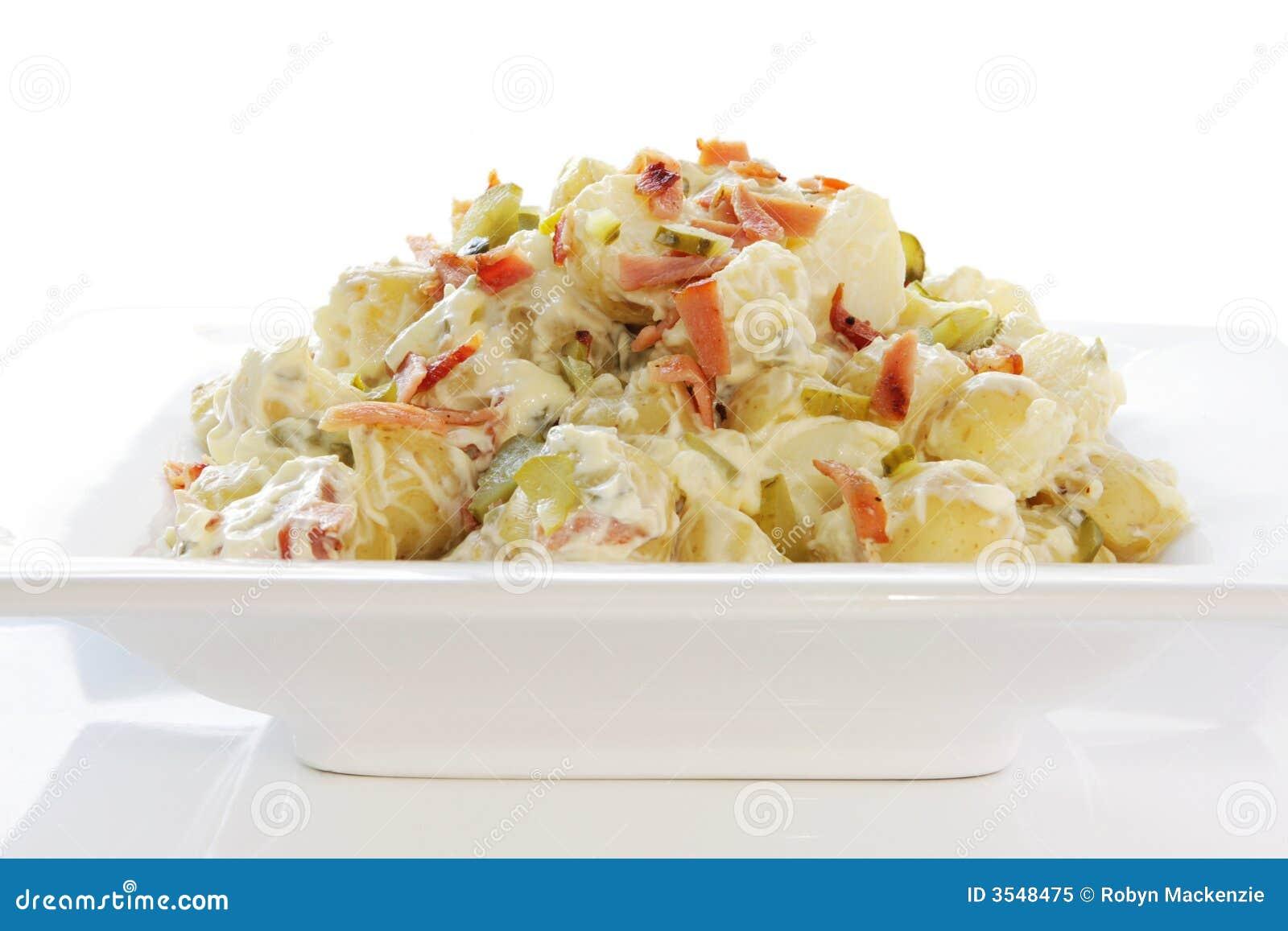 салат картошки