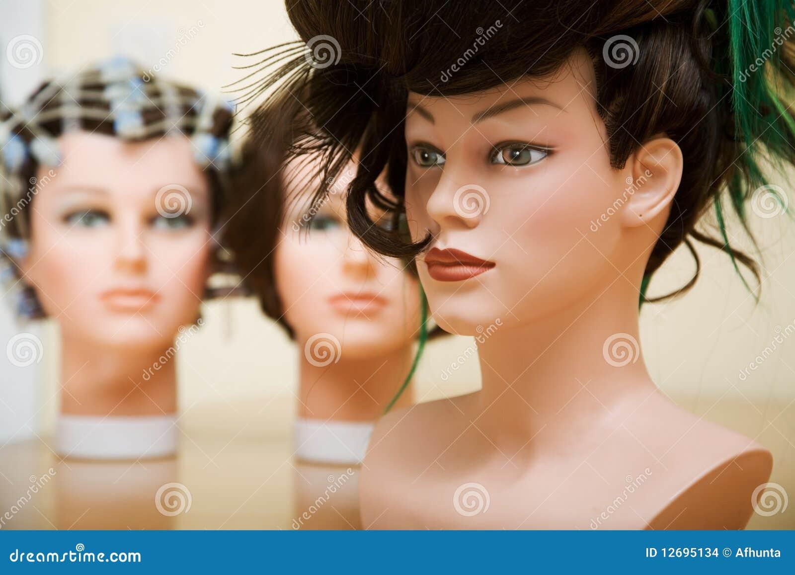 салон стилей причёсок