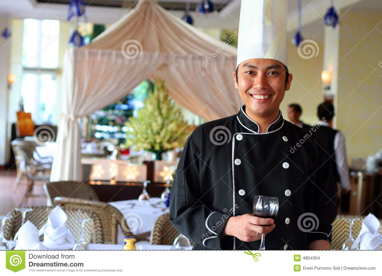 салют ресторана шеф-повара