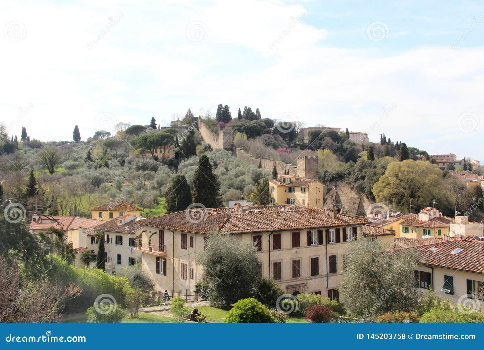 Самое красивое место, весна 2019 Флоренс, живописные места, ландшафт, природа