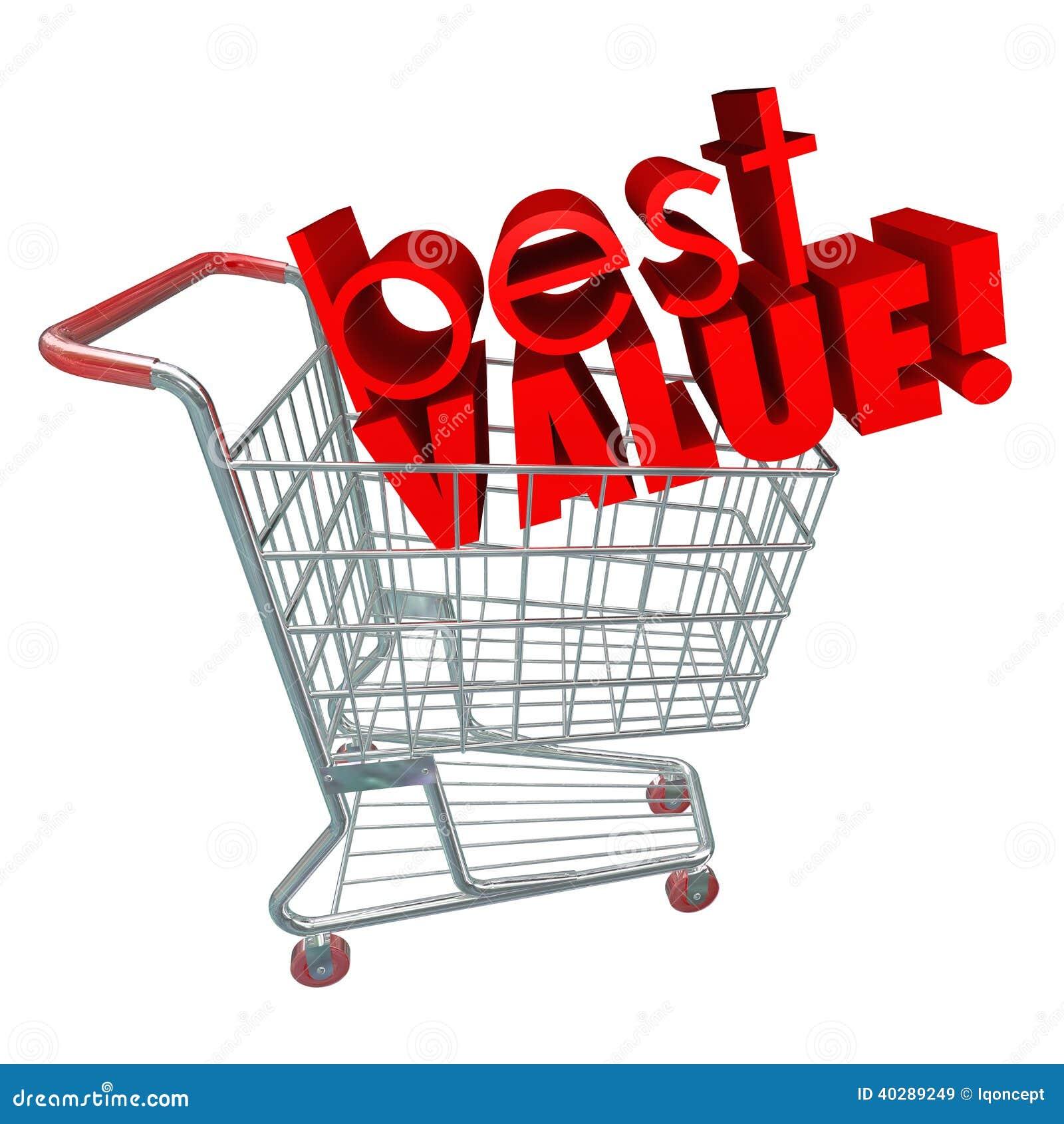 Самое лучшее значение формулирует скидку продажи обзора магазинной тележкаи