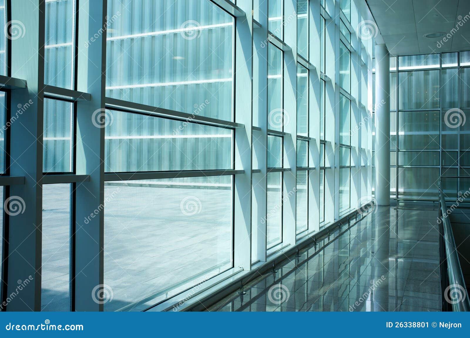 Самомоднейший интерьер здания