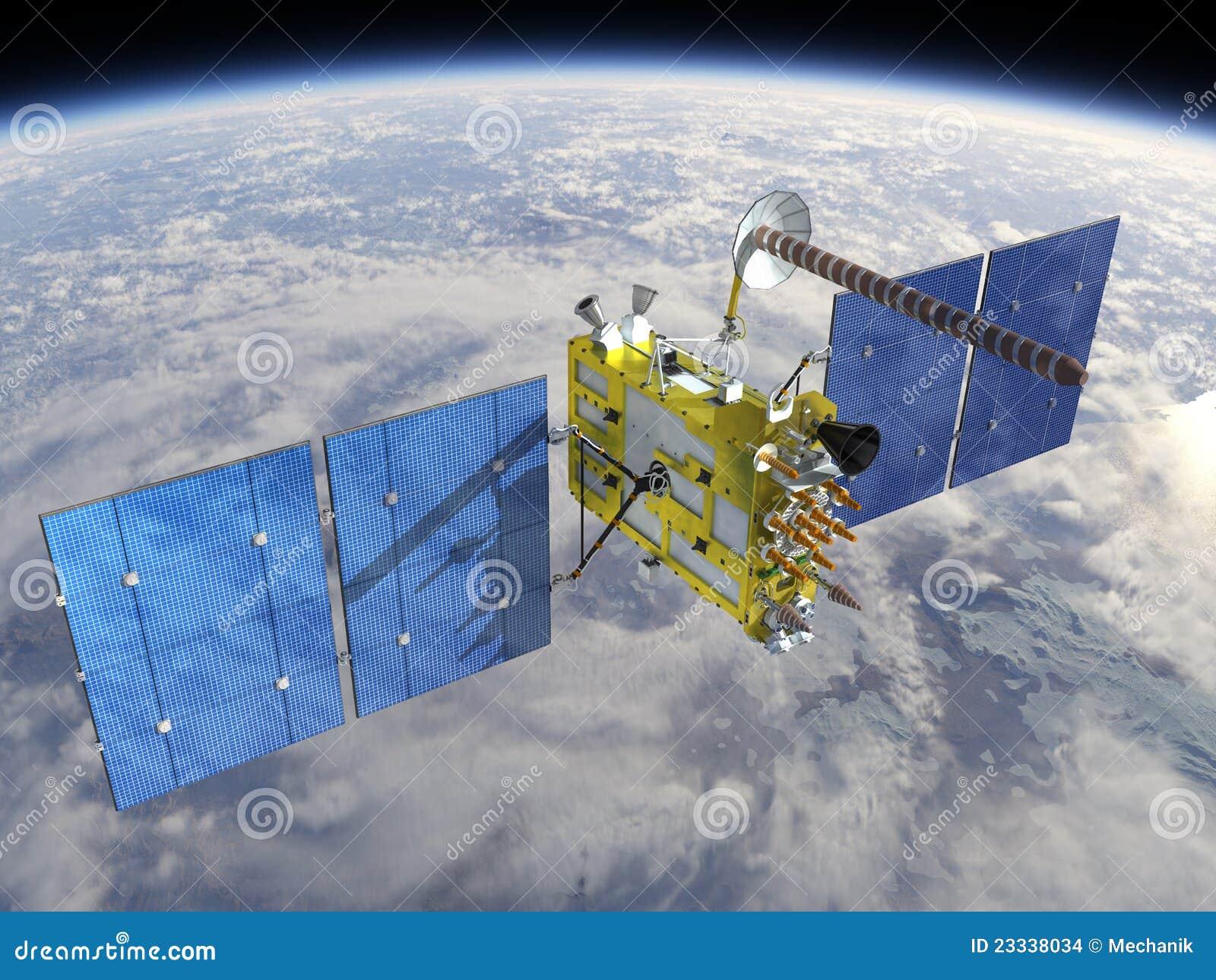 самомоднейший спутник навигации