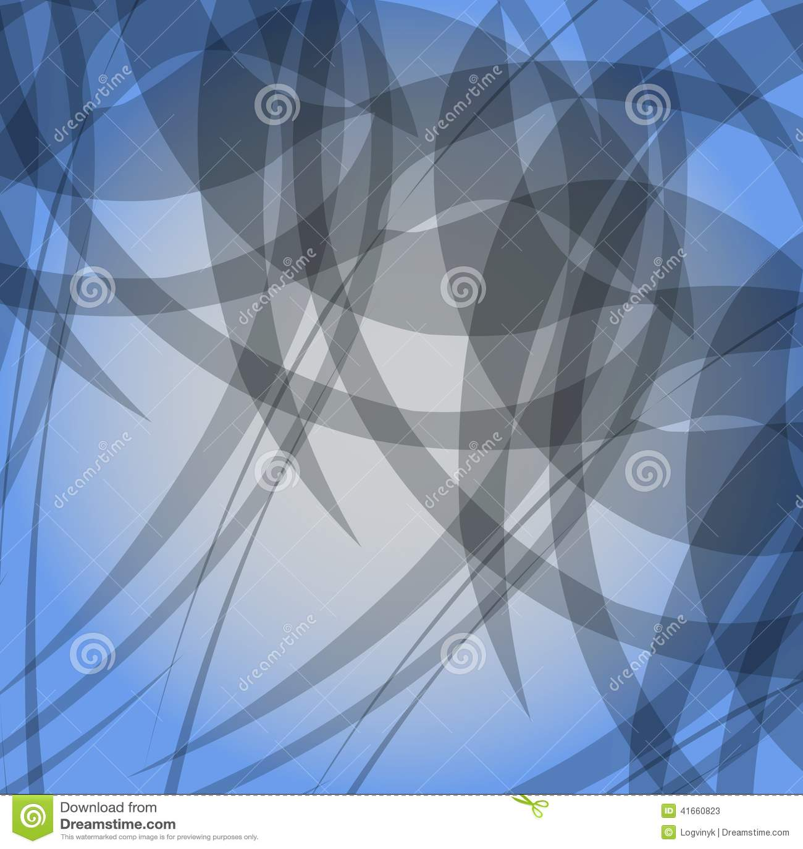 самомоднейшее абстрактной предпосылки голубое серые линии