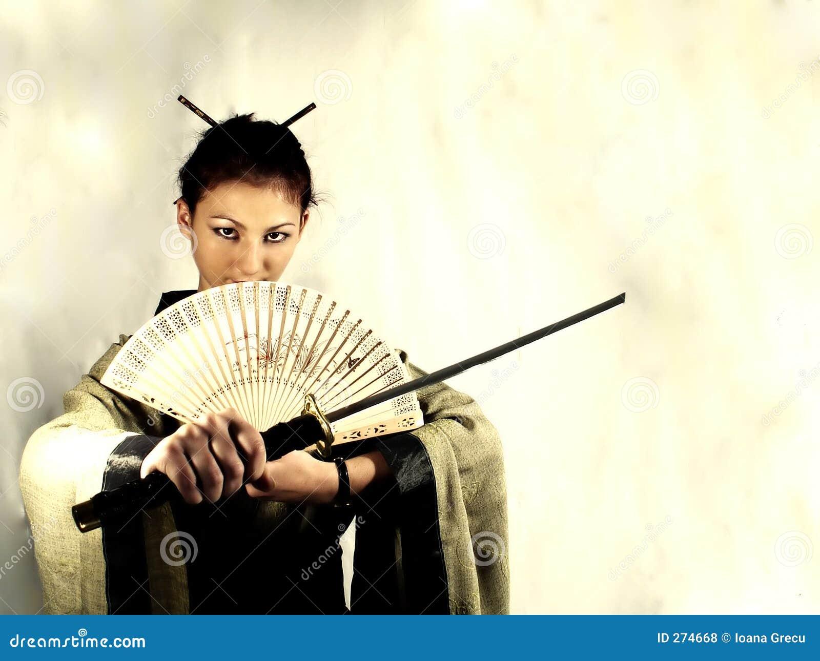 самураи девушки