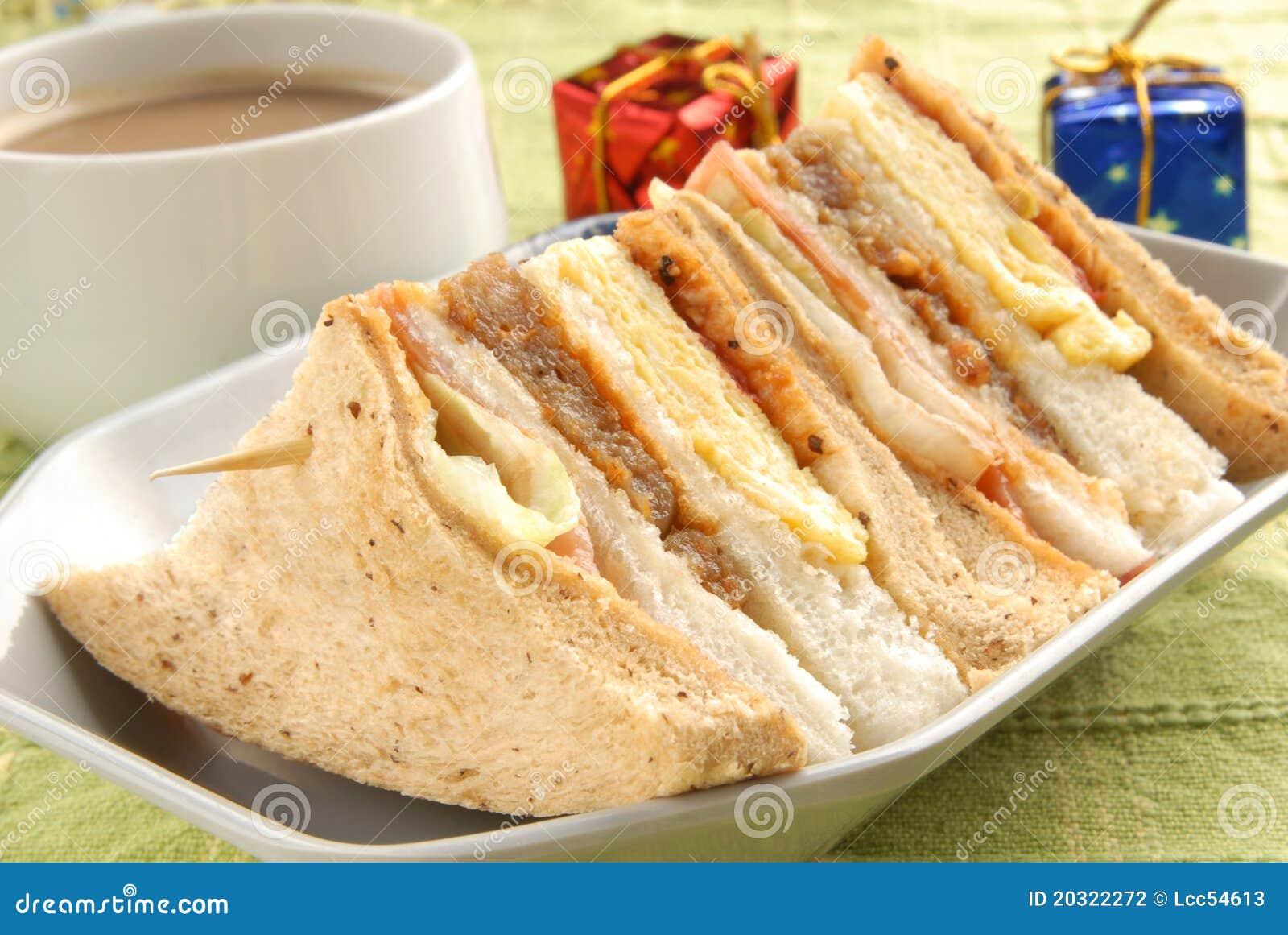 сандвич клуба