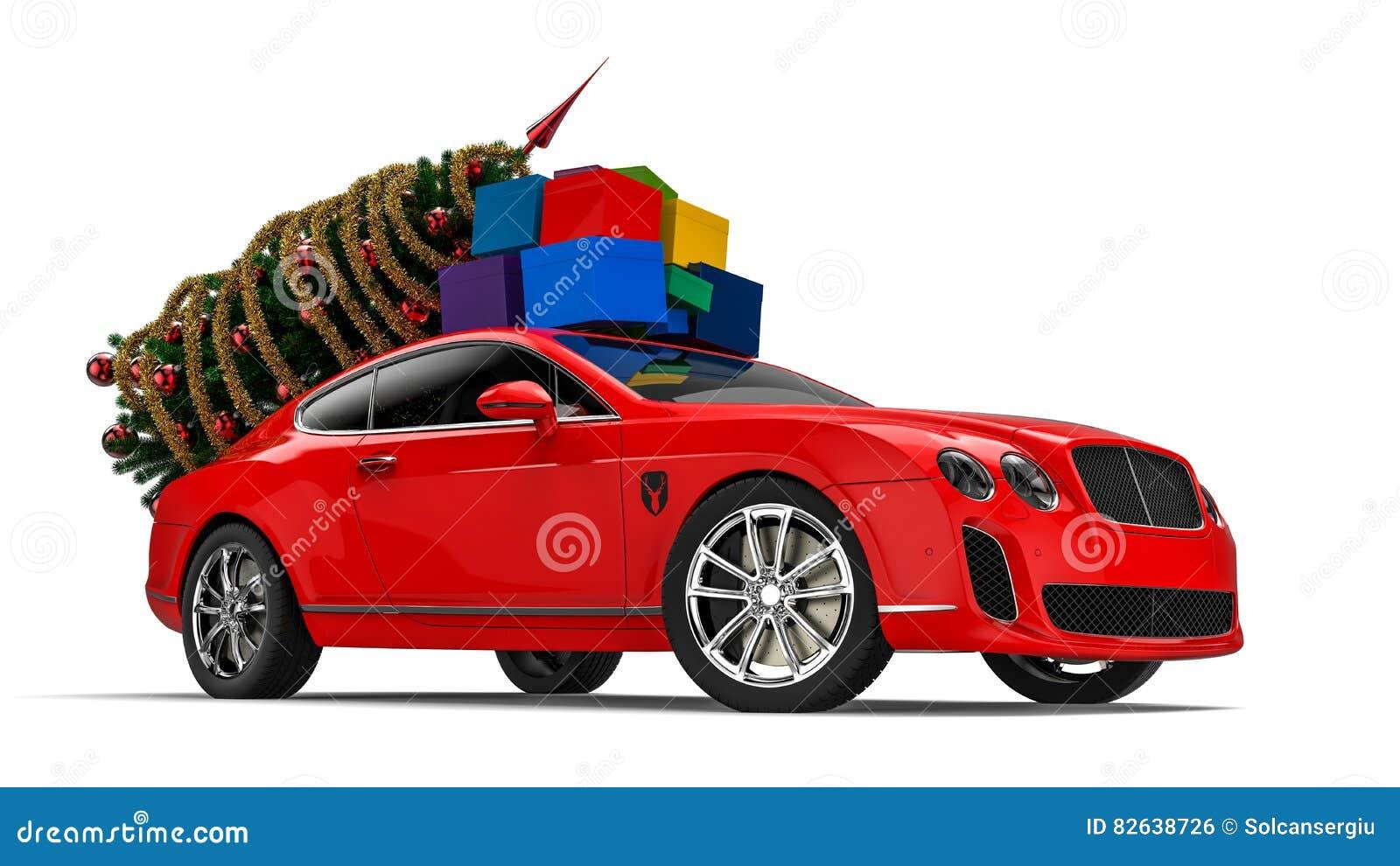 Сани Санта Клауса