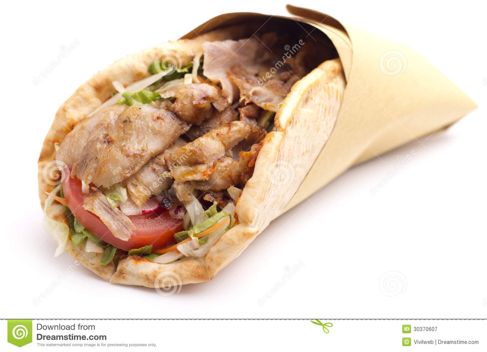 Сандвич Kebab