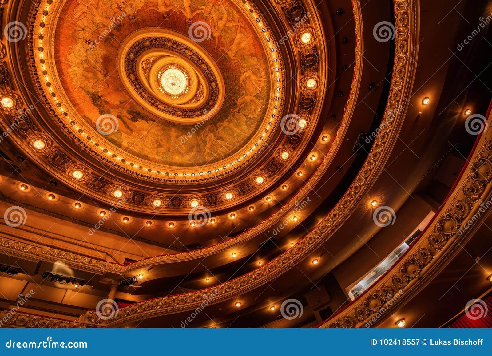 Сан-Паулу, муниципальный театр