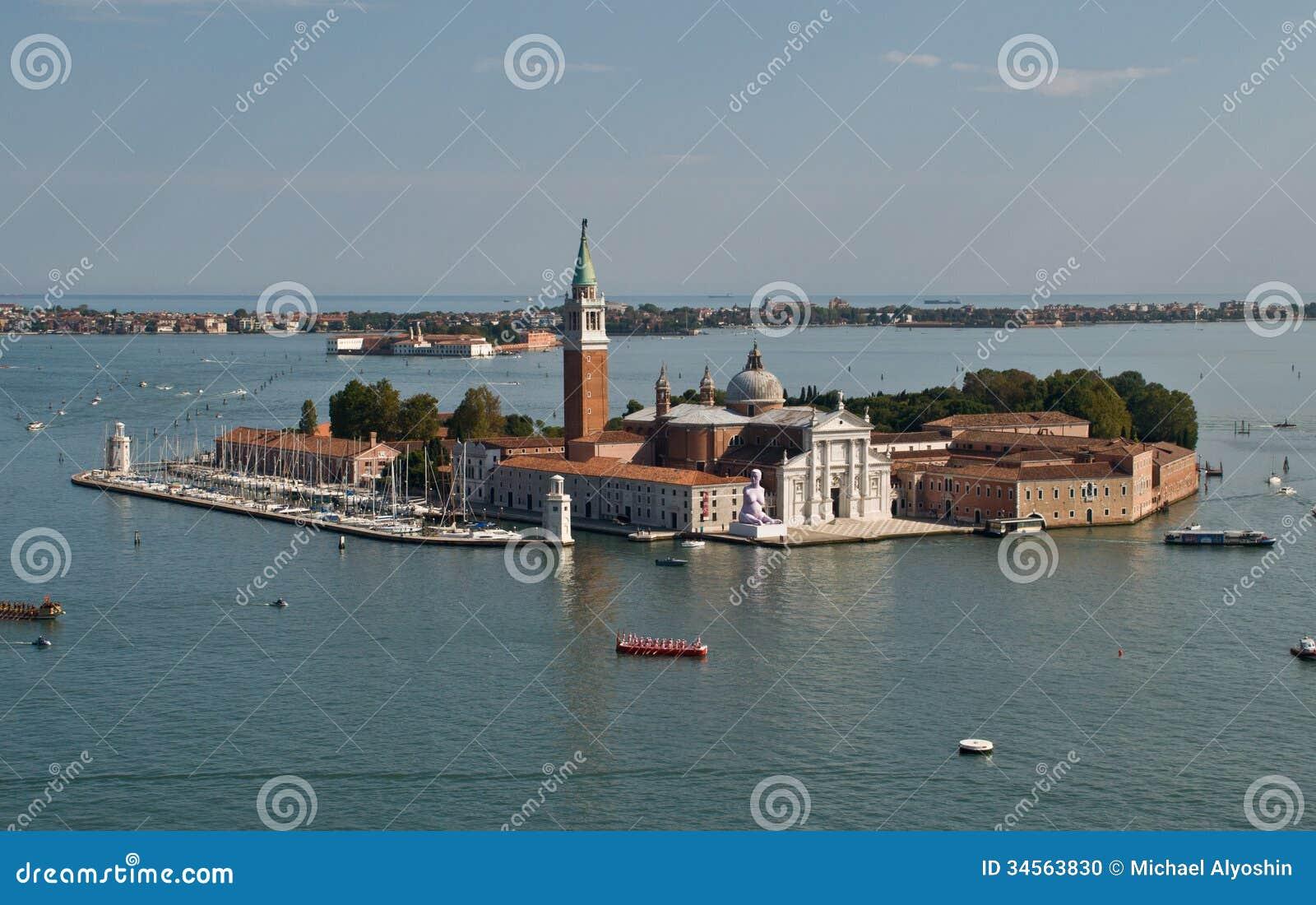 Сан Giorgio Maggiore