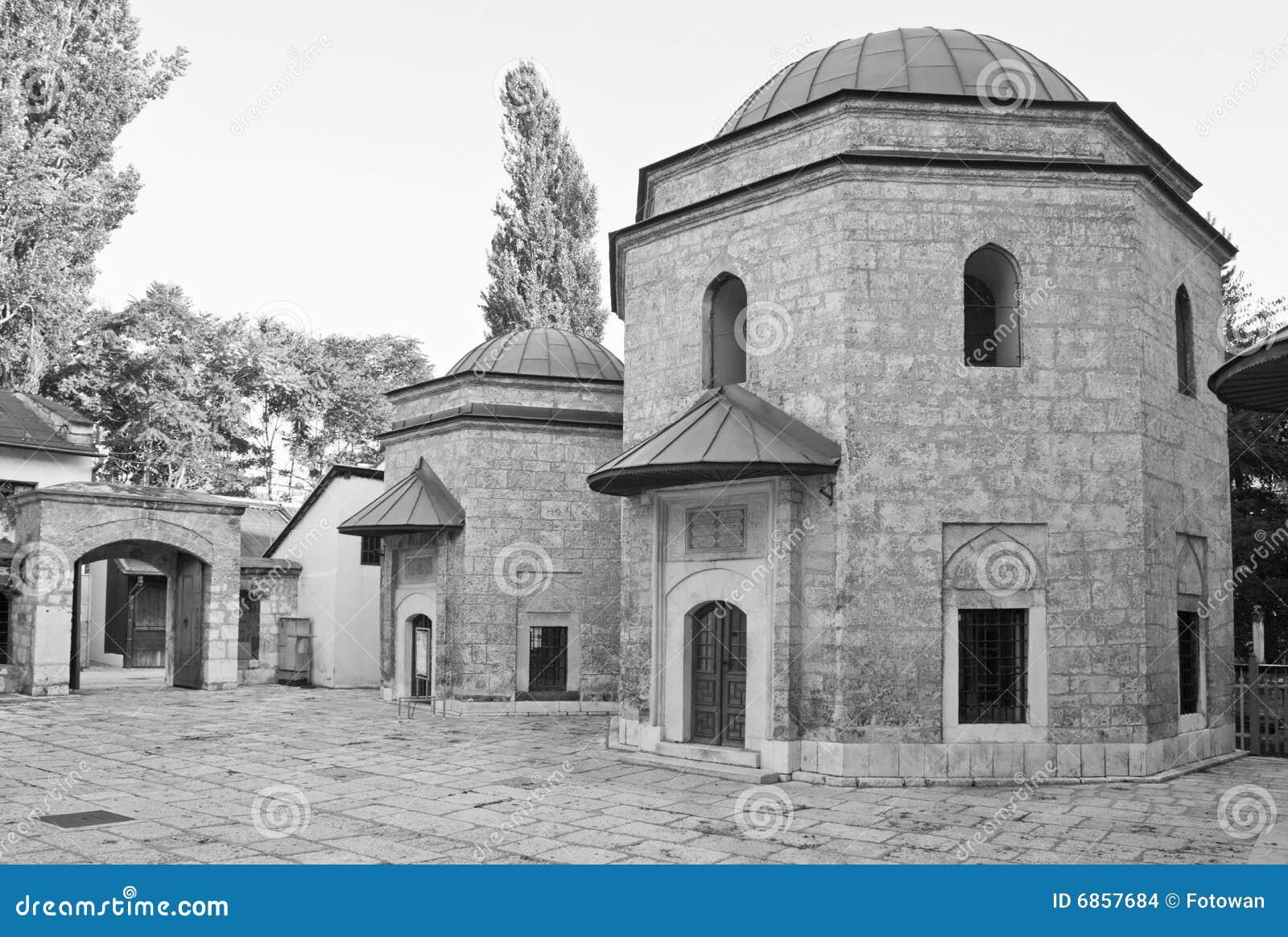 сараево мечети