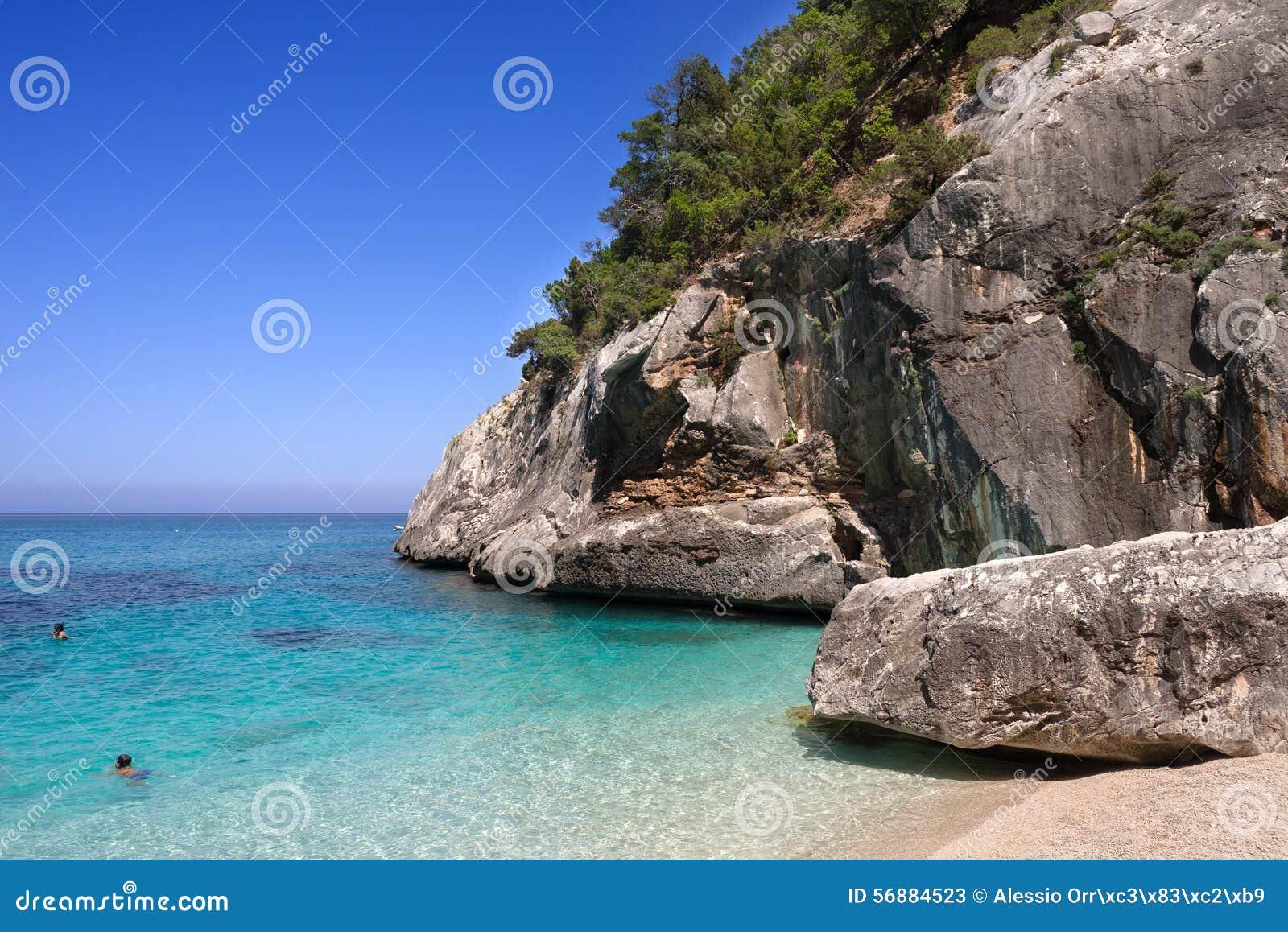 Сардиния, Cala Goloritze
