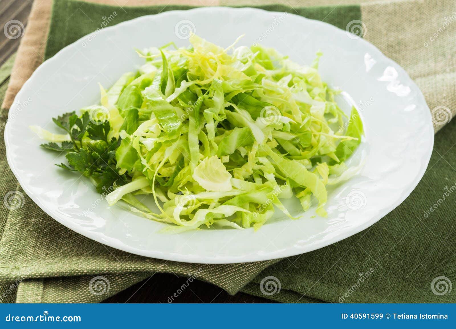 Салат капусты