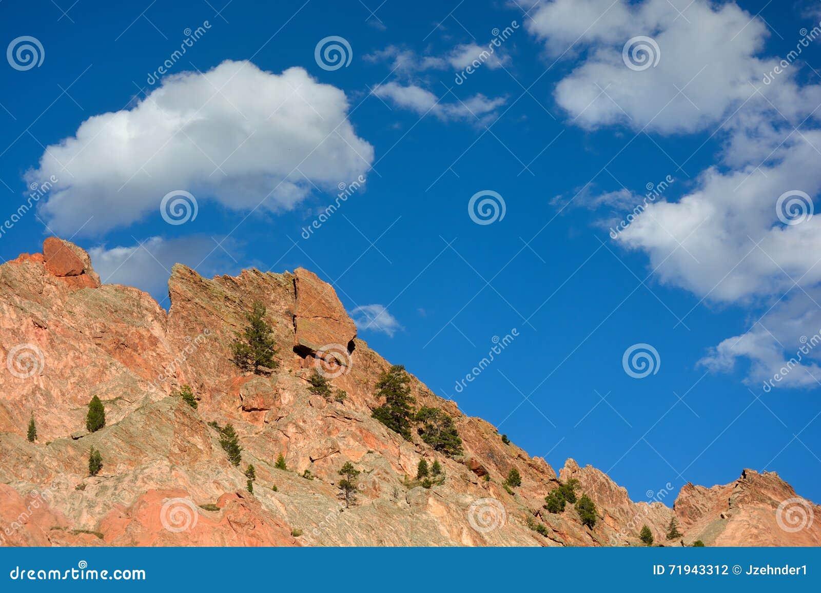Сад богов Колорадо-Спрингс