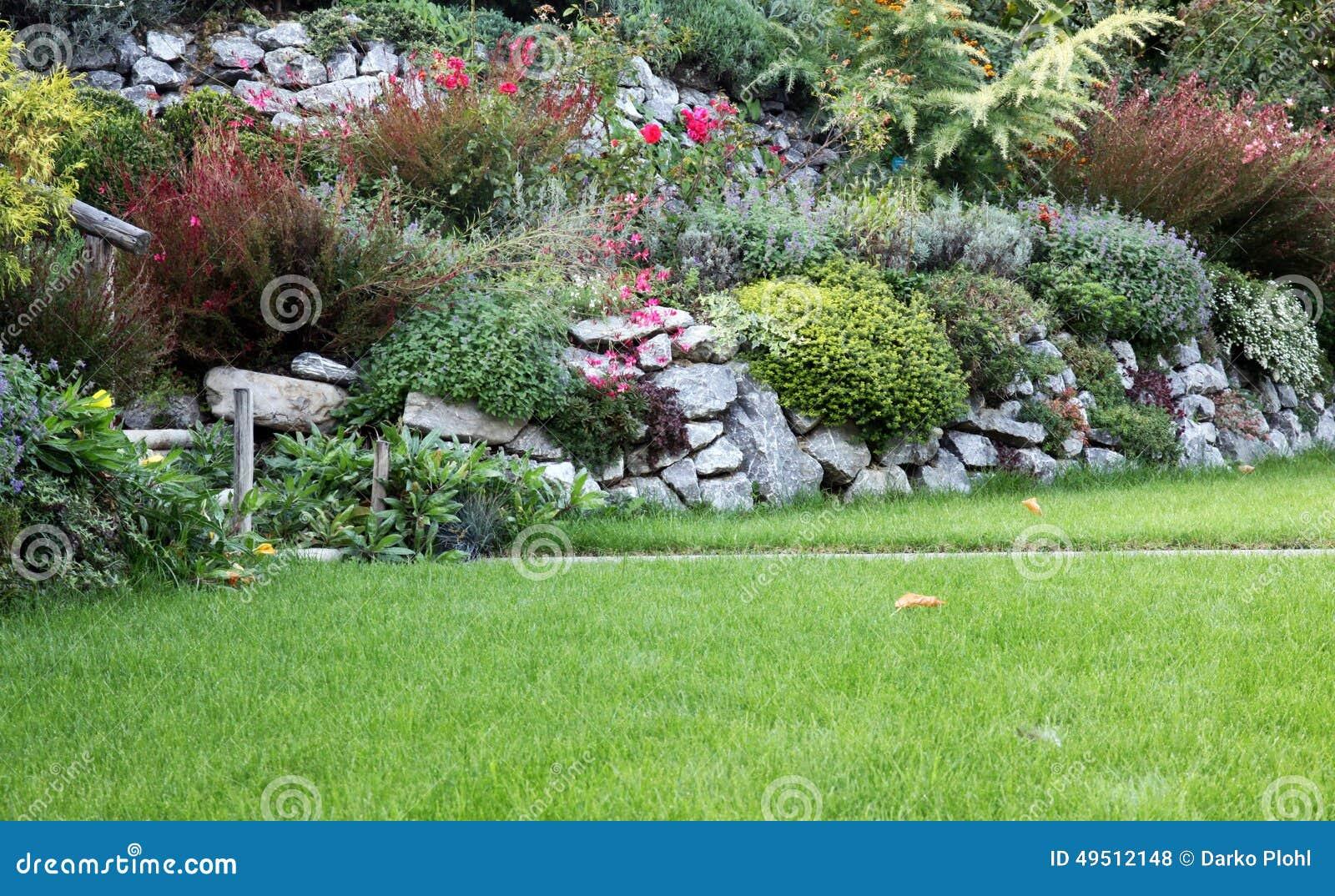 Сад Rockery