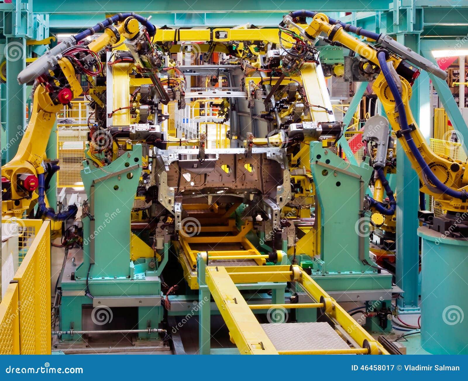 Сборочный конвейер для автомобилей все транспортеры рф