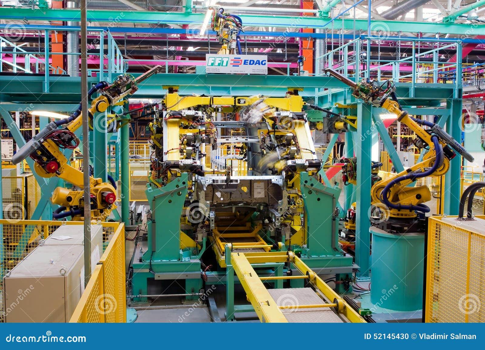 Сборочный конвейер автомобилей современное конвейерное оборудование