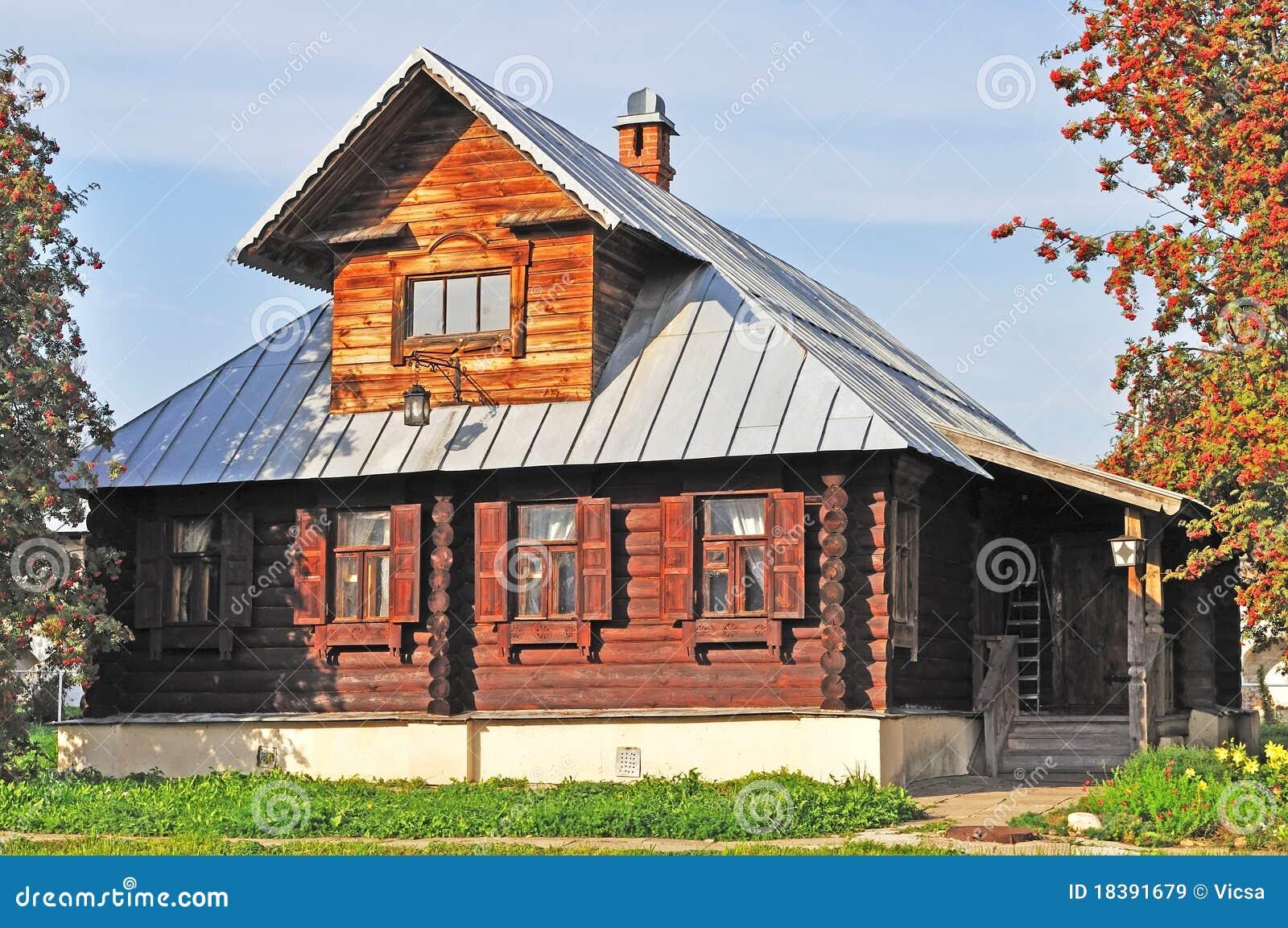 сбор винограда валов рябины крылечку дома деревянный