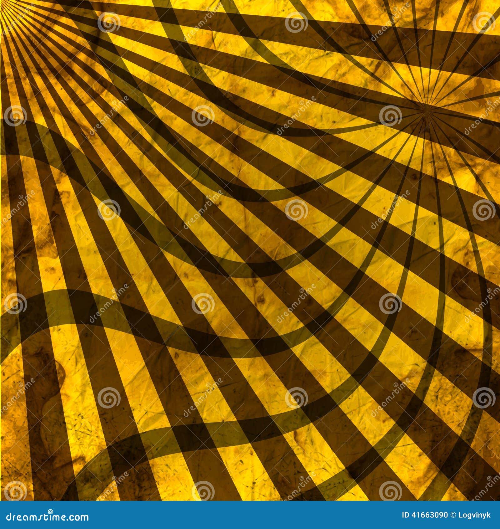 сбор винограда шаблона предпосылки изолированный золотом lable лучи абстрактная предпосылка