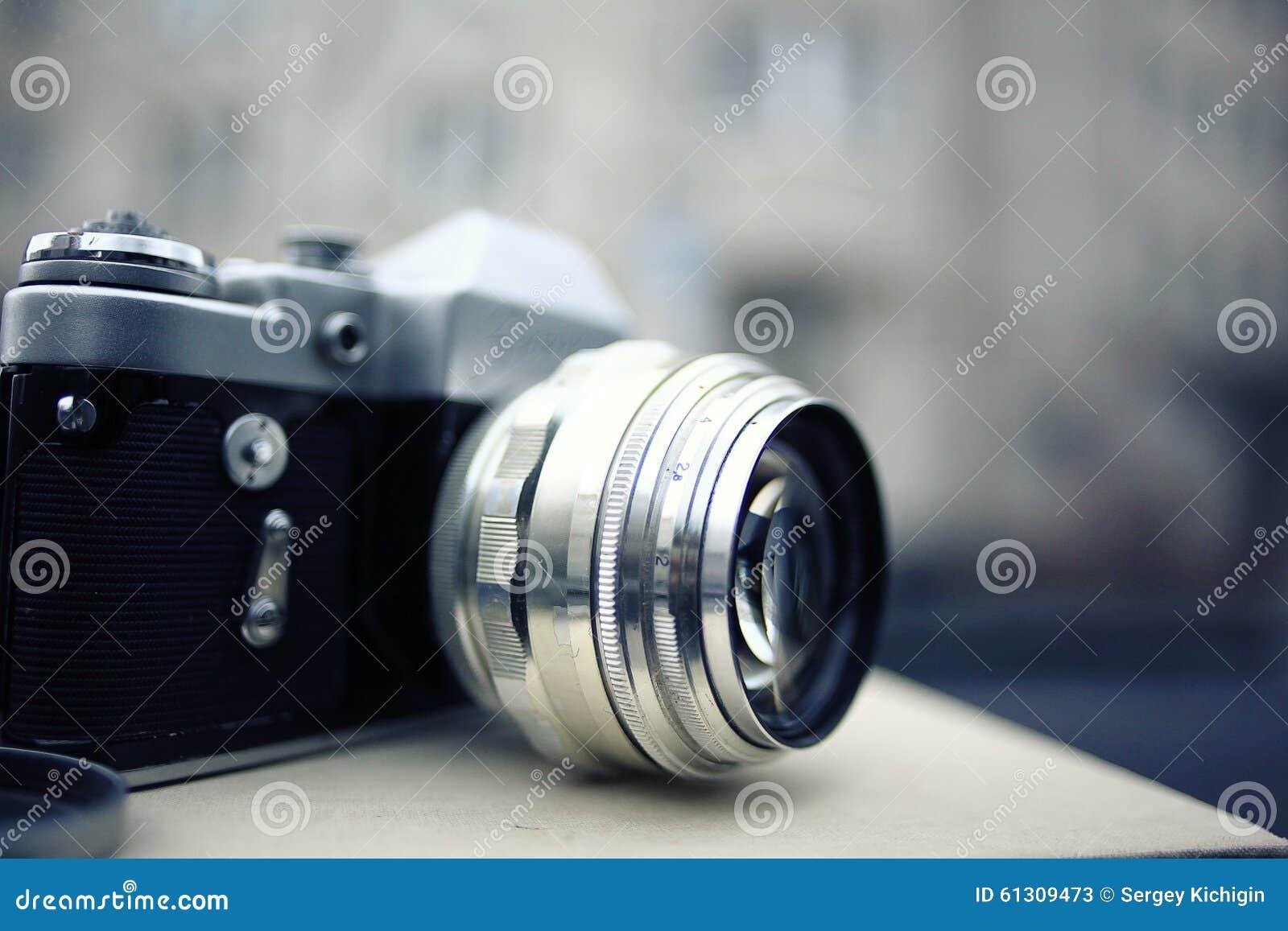 сбор винограда slr камеры 35mm