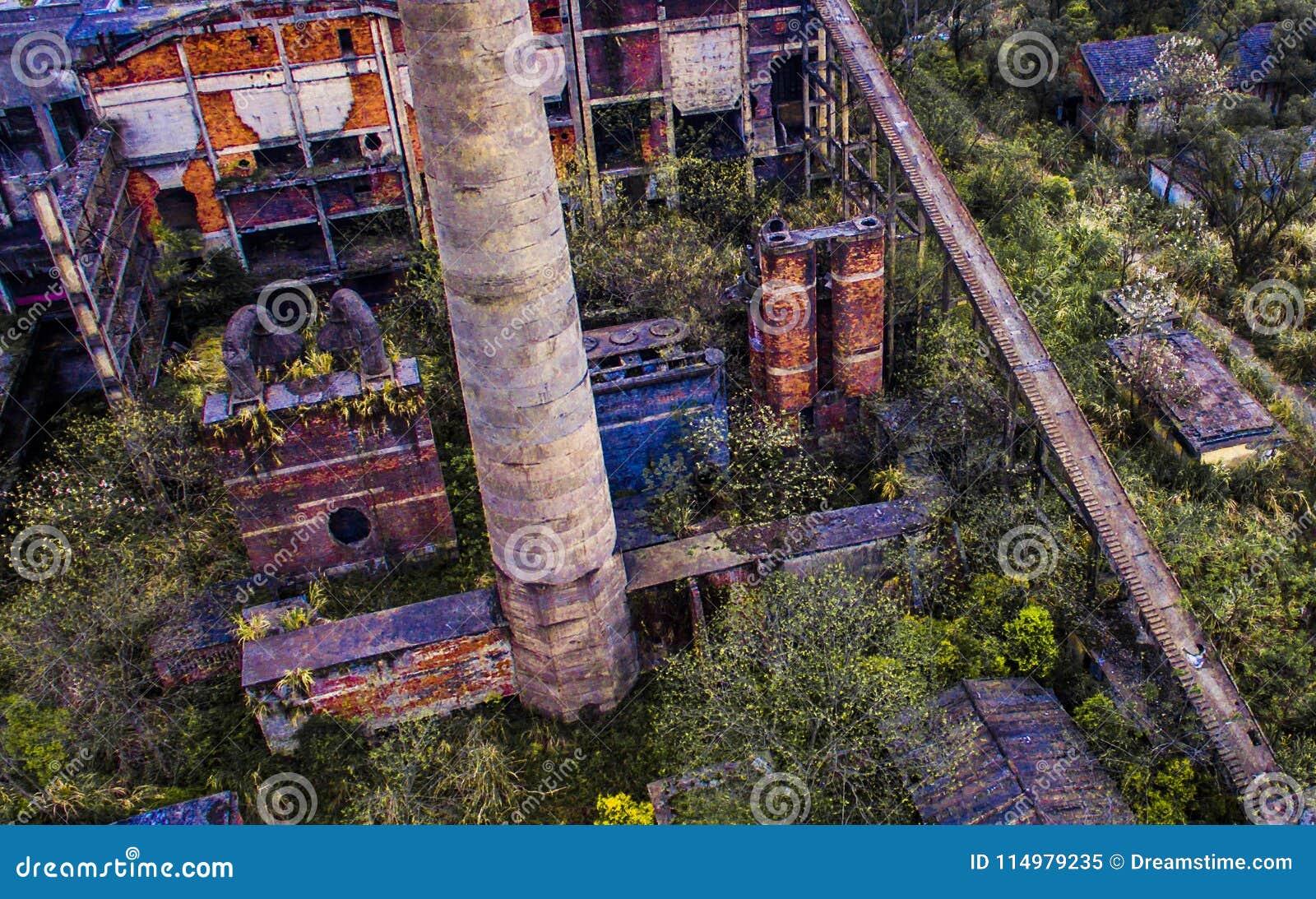 Сброшенные электростанции
