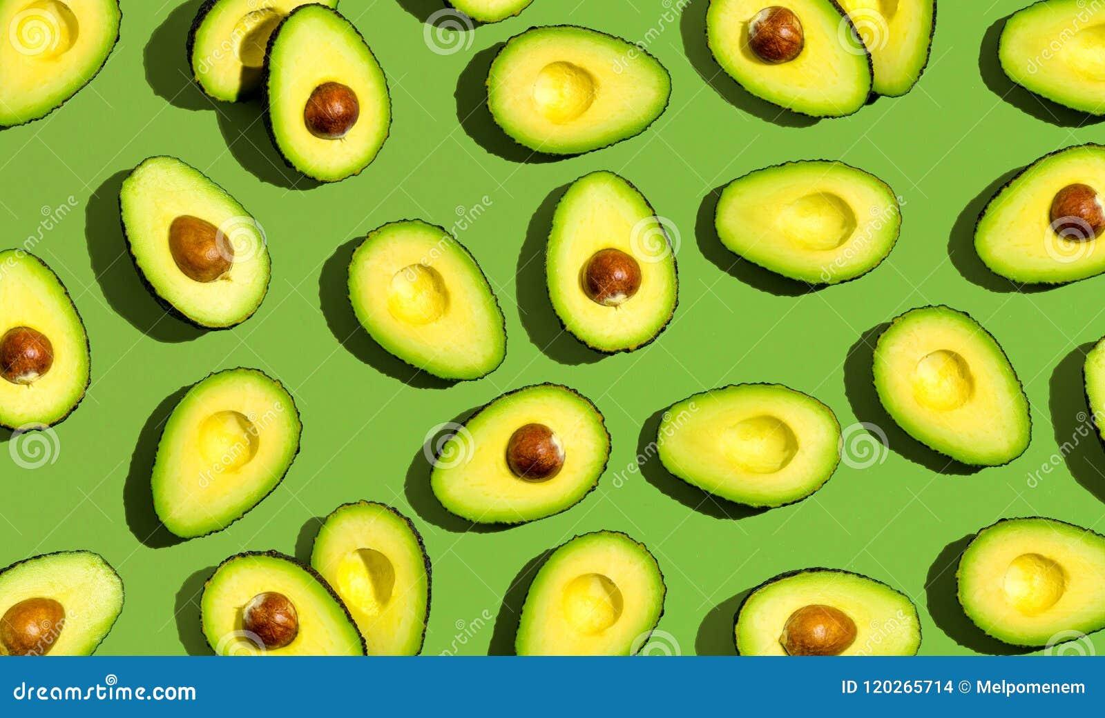 Свежая картина авокадоа