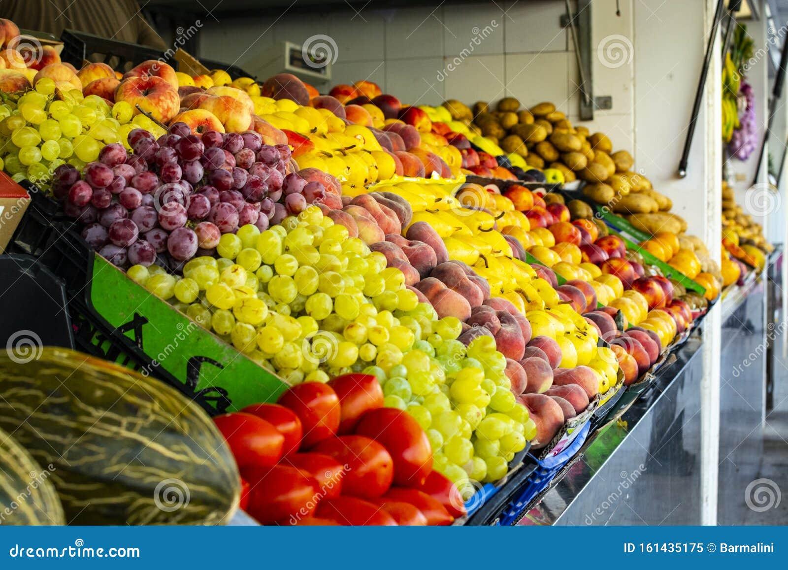 Ферма по продаже фруктов и овощей многоквартирные дома в европе