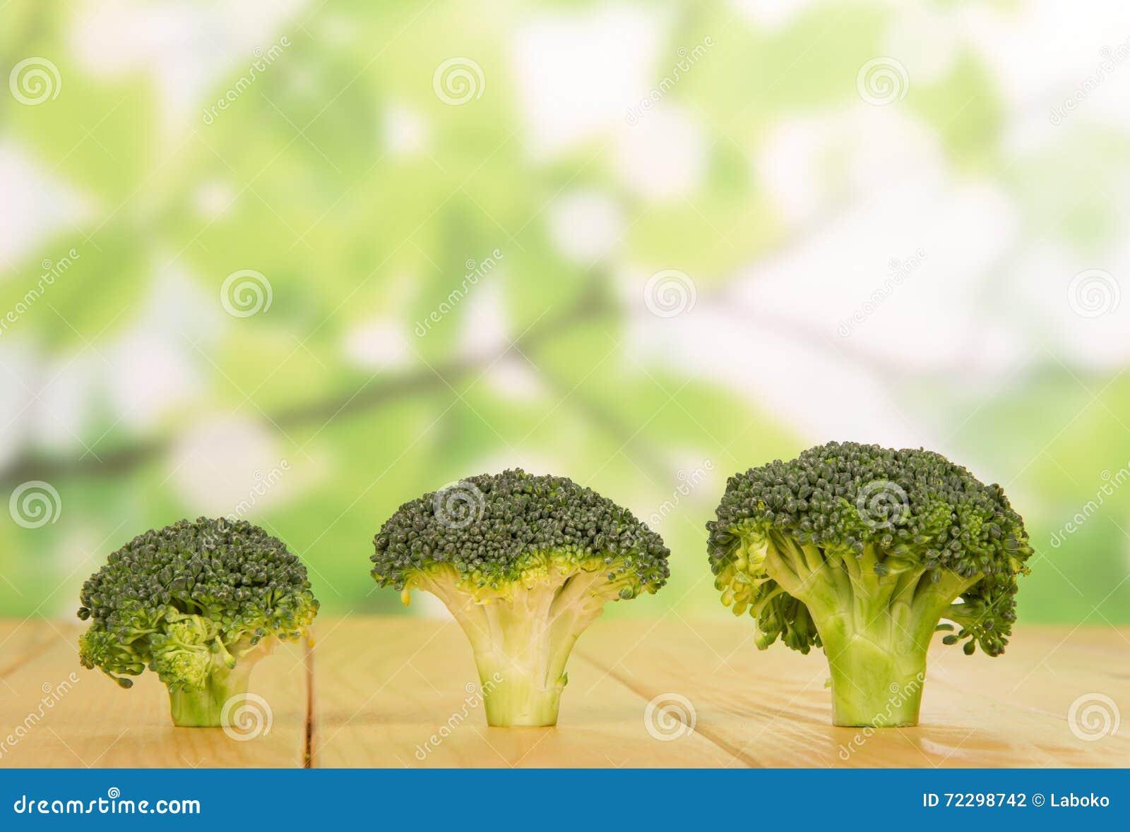 Download Свежий конец-вверх брокколи на абстрактной зеленой предпосылке Стоковое Фото - изображение насчитывающей части, калории: 72298742