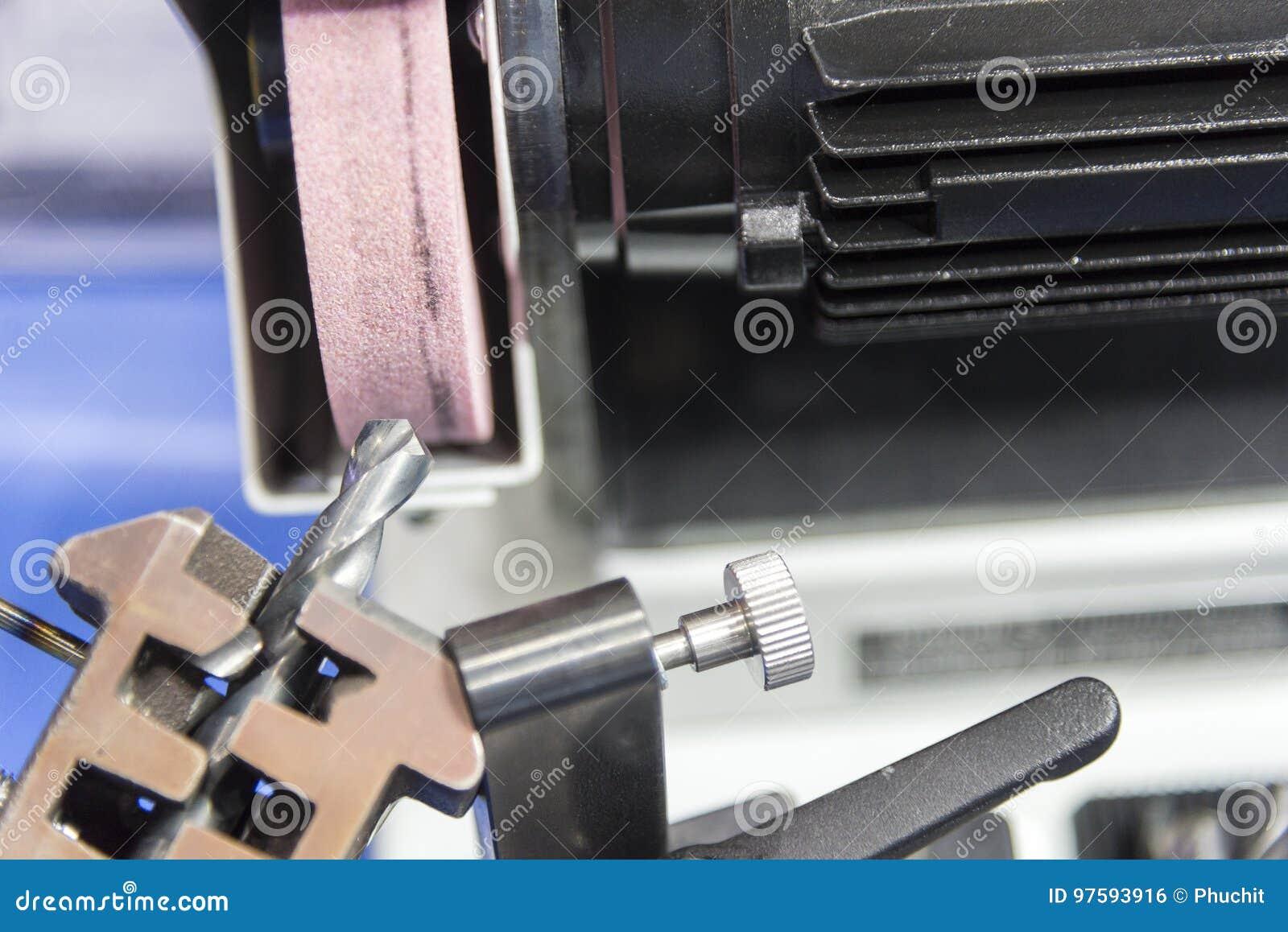 Сверля машина заточника инструмента