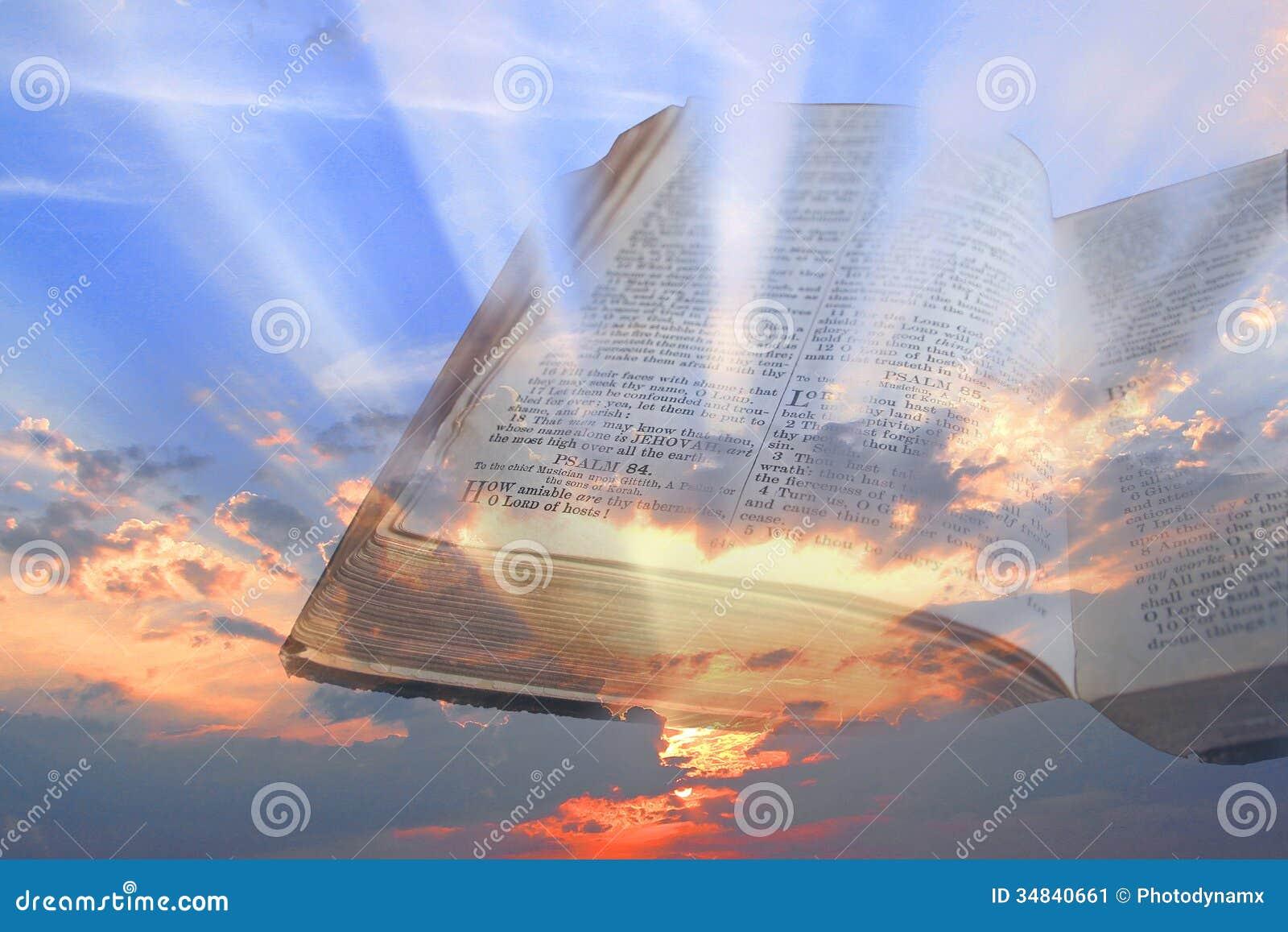 Световые лучи духовности библии