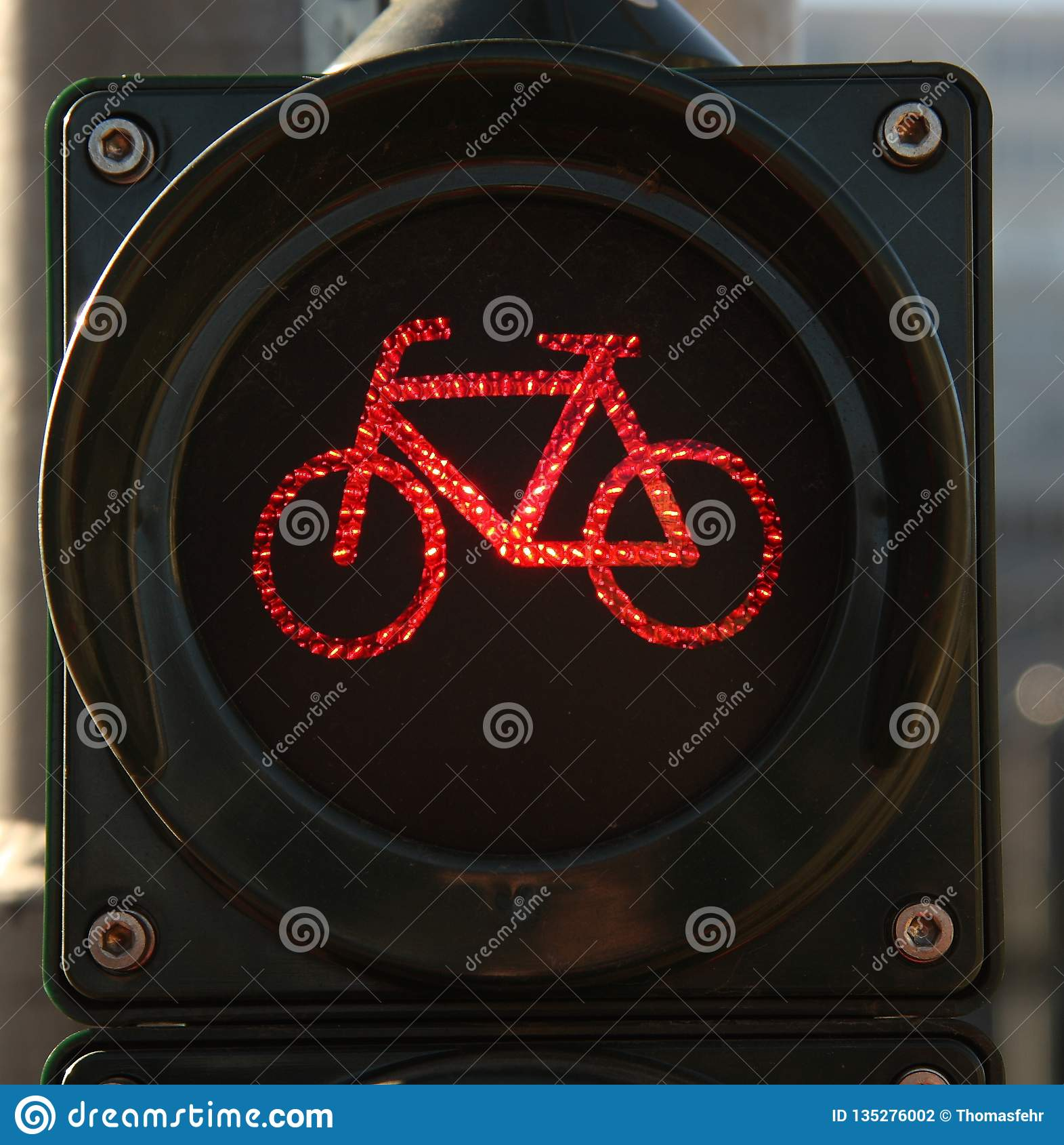 Светофор для пересекать улицу
