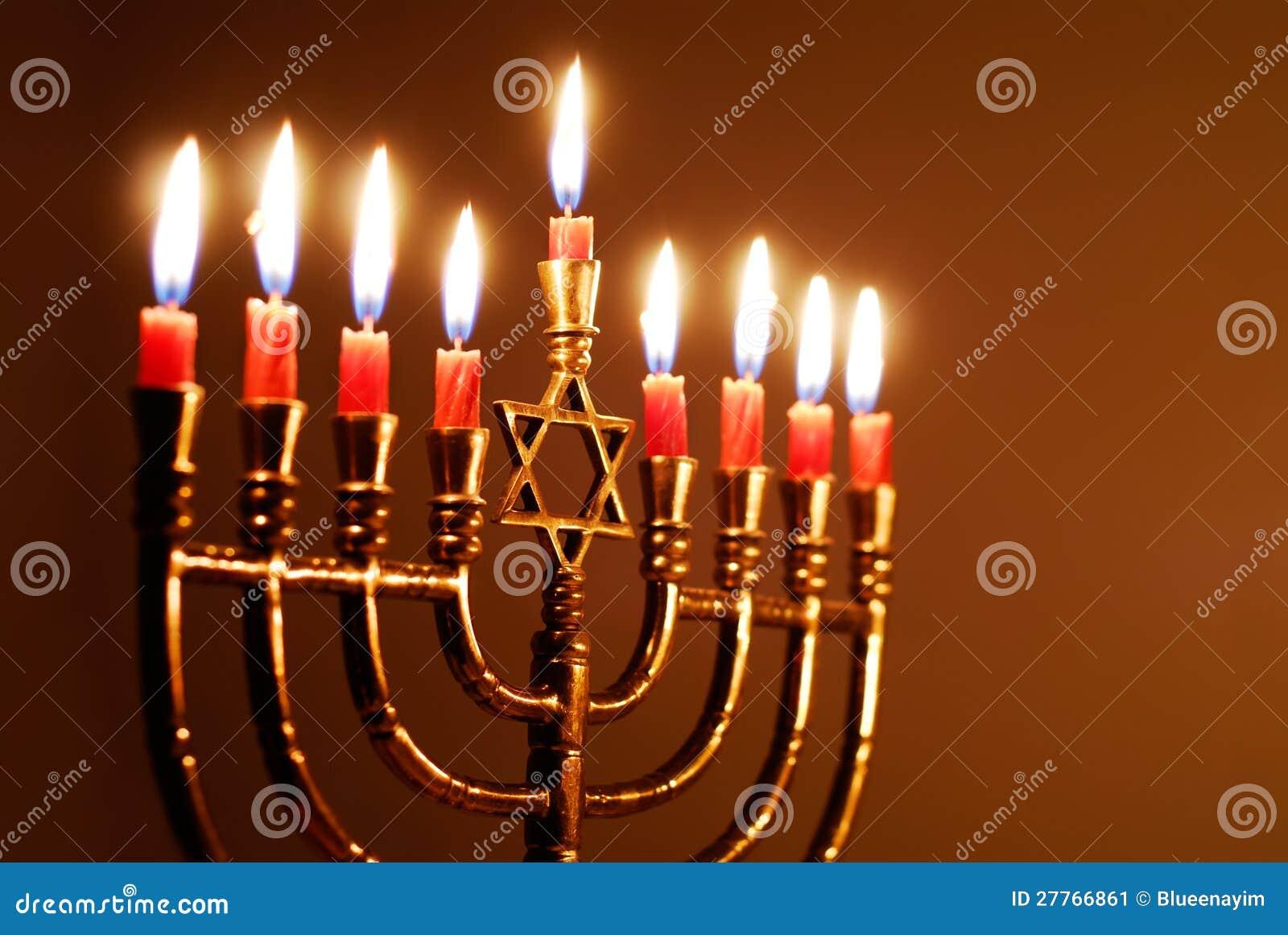 Свечки Hanukkah