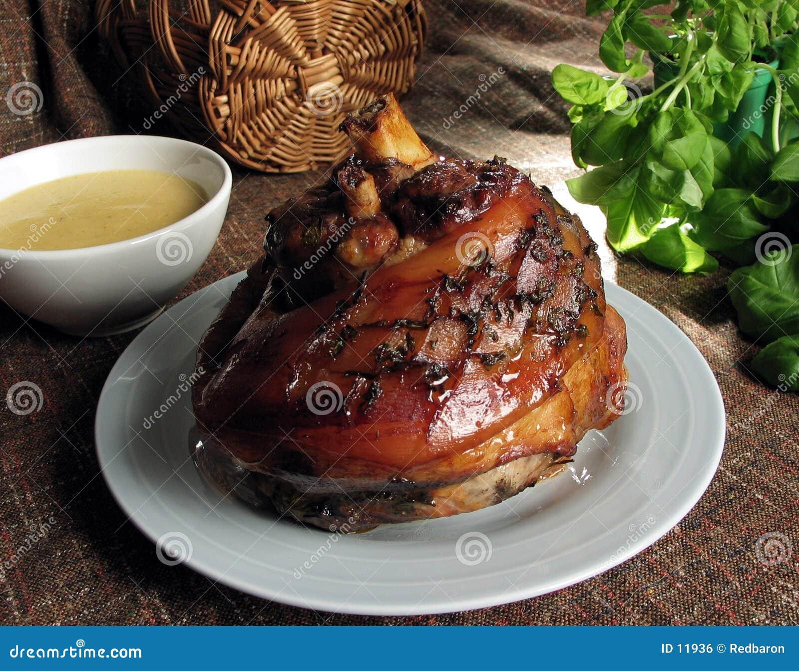 свинина костяшки