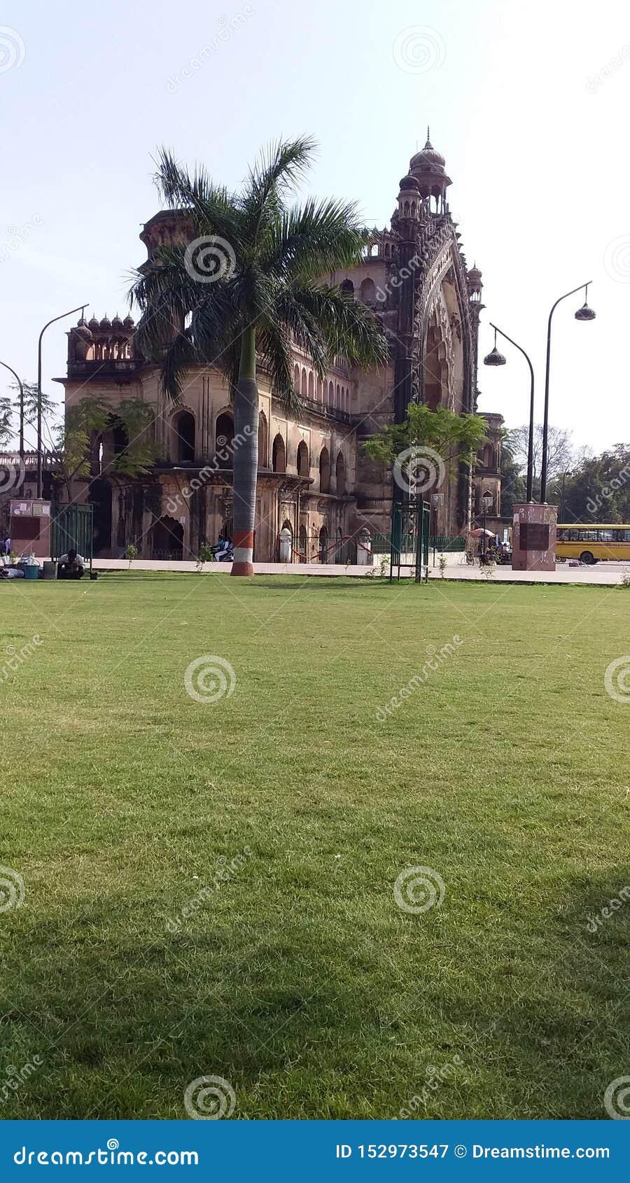 Свой известное место в Лакхнау