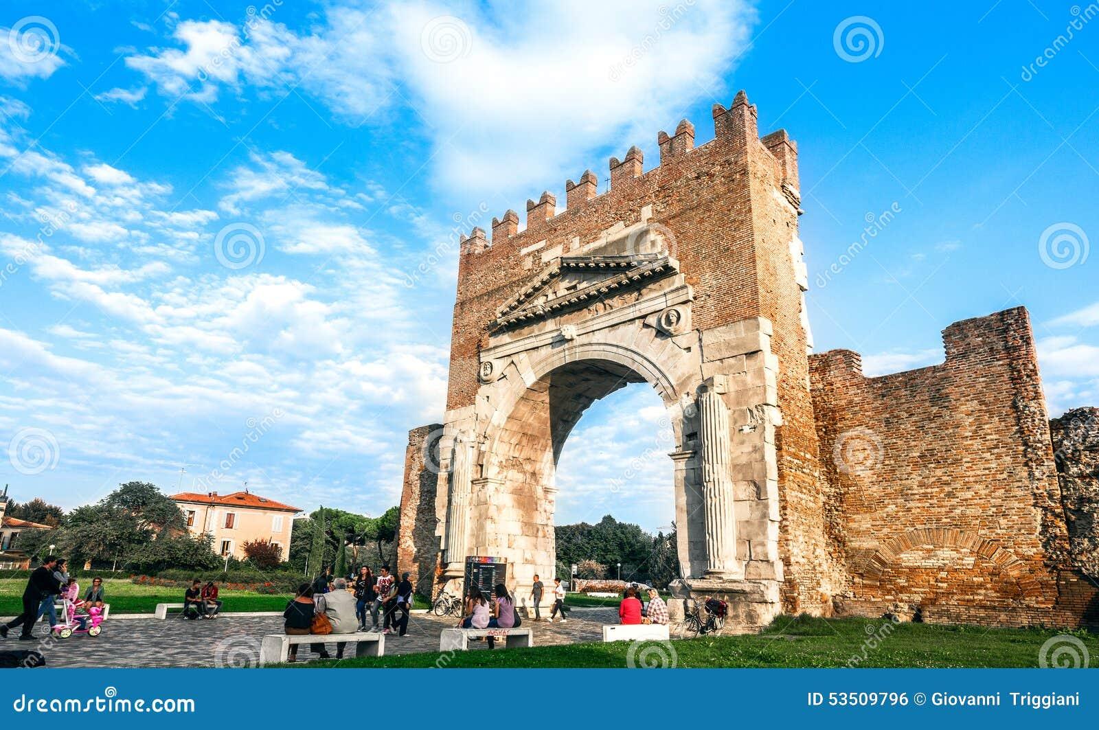 Свод Римини старый Augustus