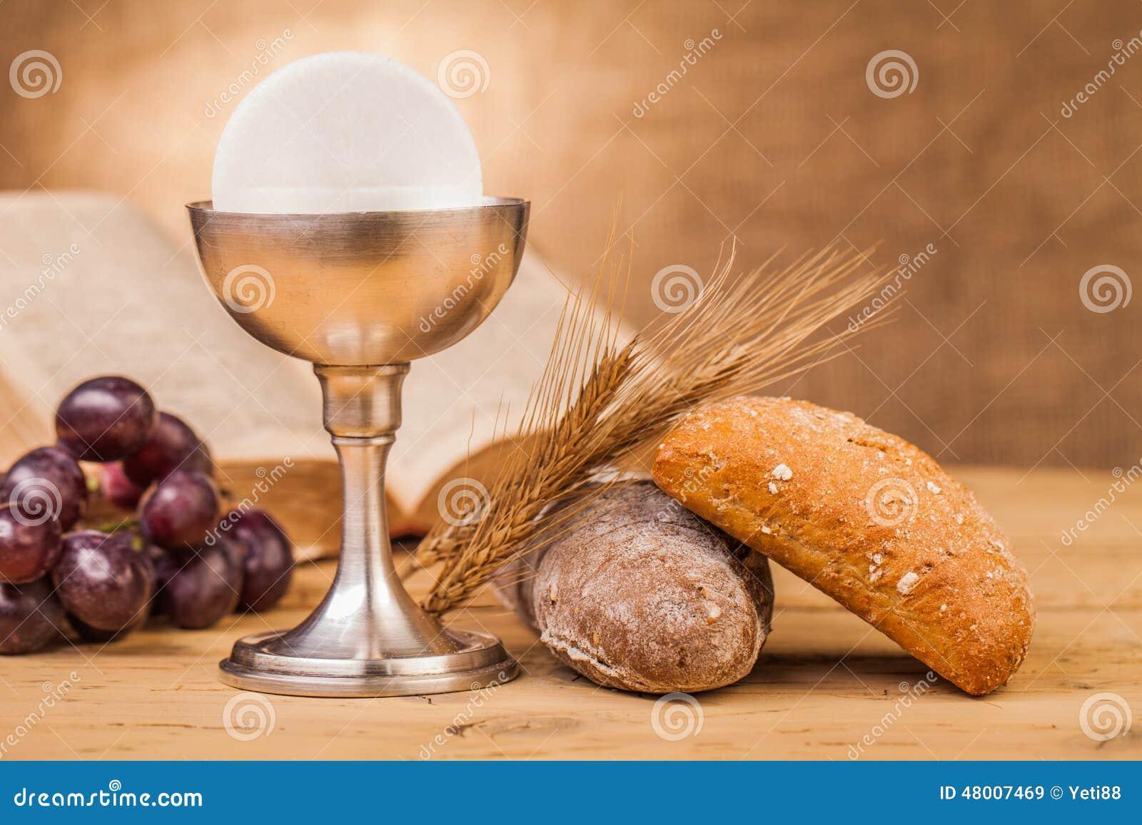 Святое причастие Chrystian