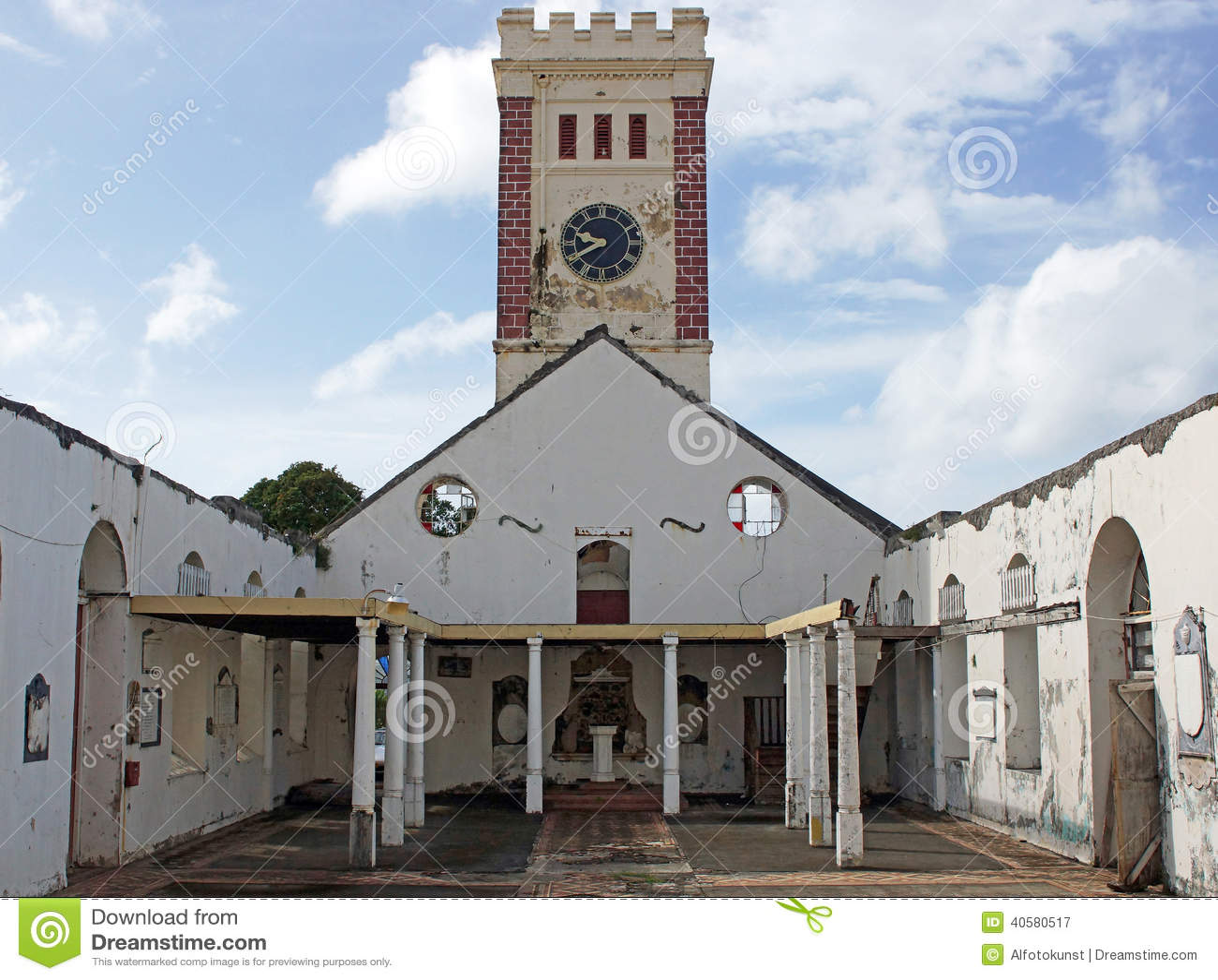 Святой Georges, Гренада, карибская