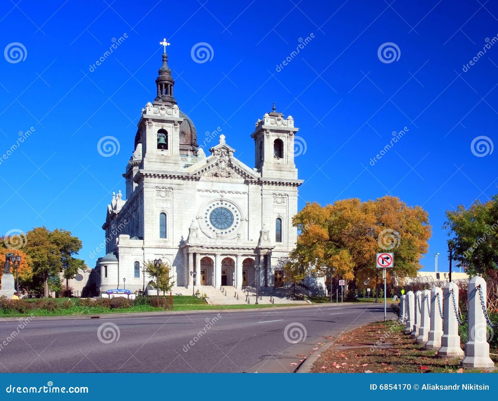 святой mary minneapolis базилики