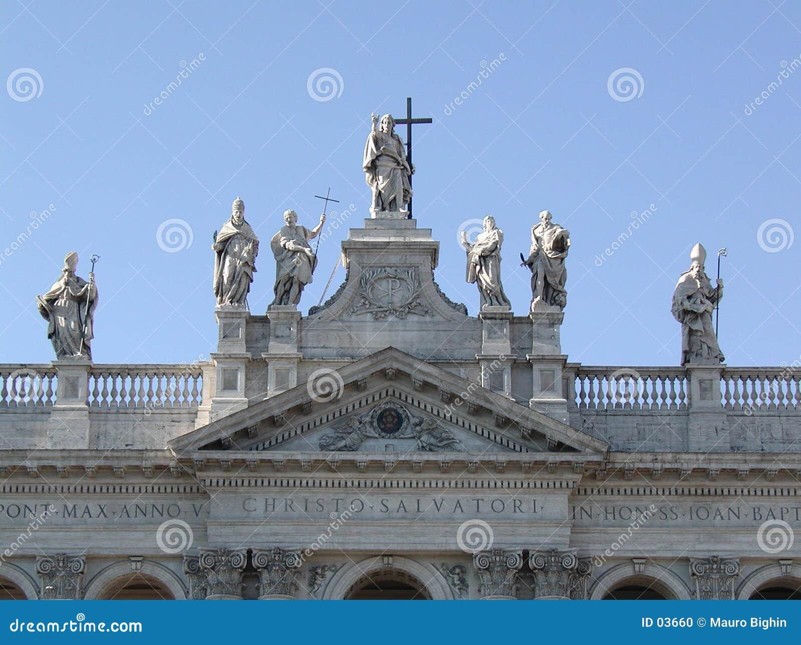 святой rome lateran john