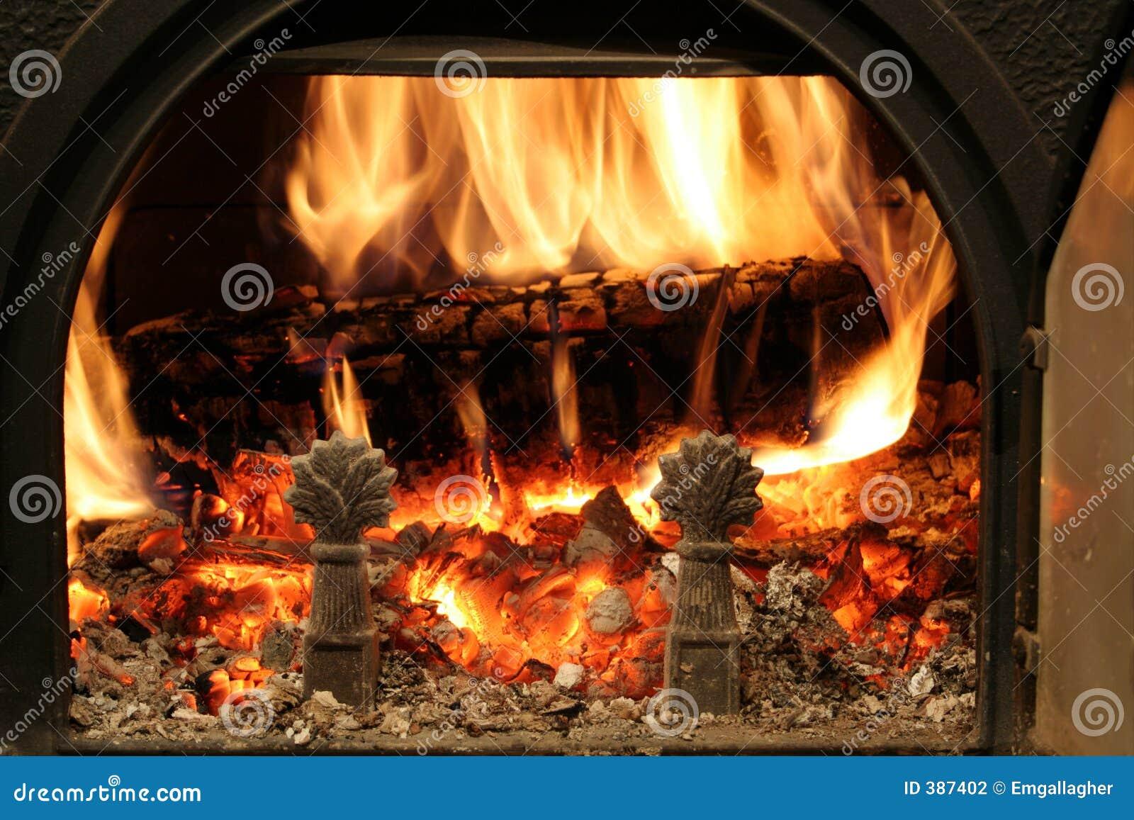 сгорите древесину