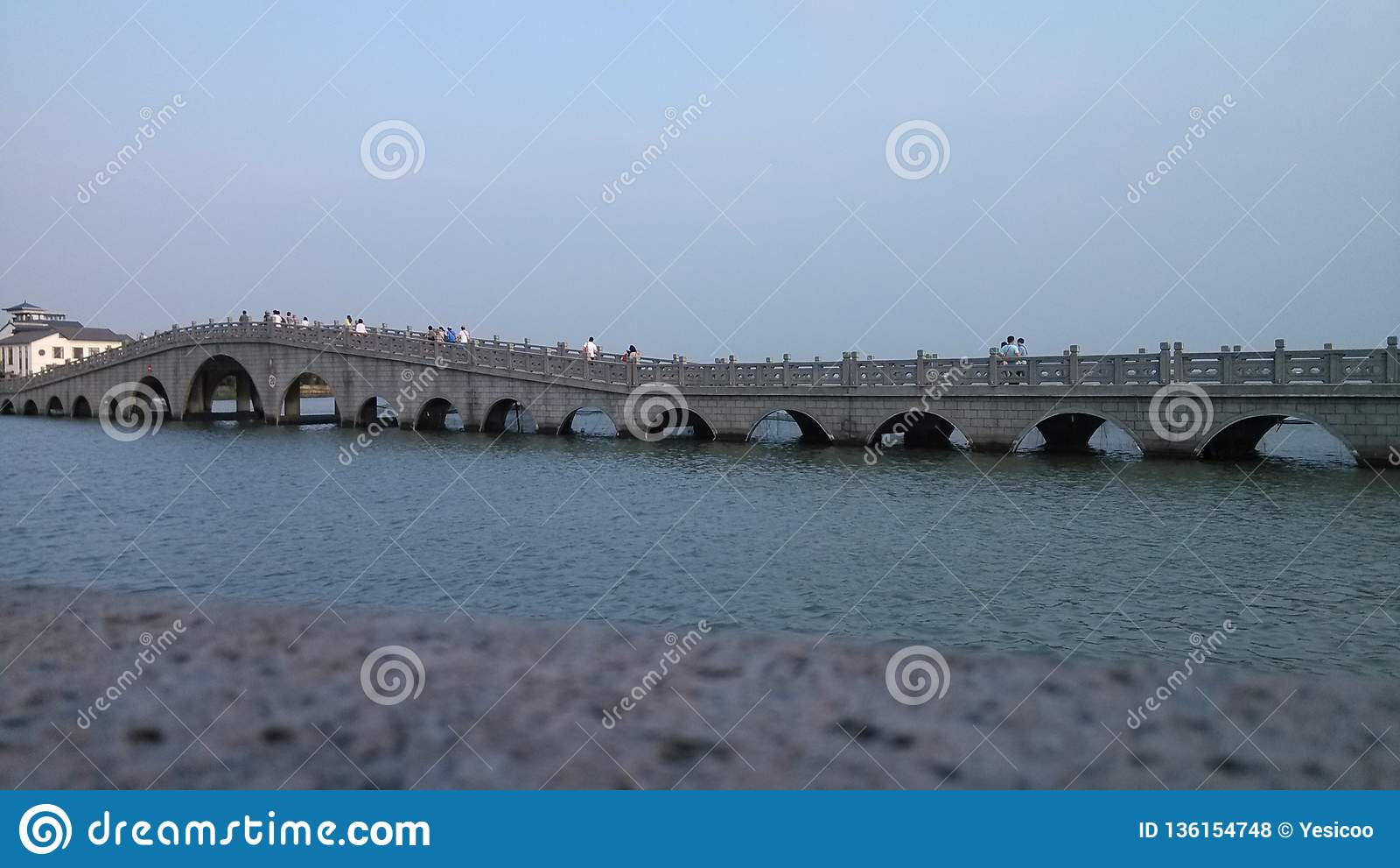 сдобренный мост