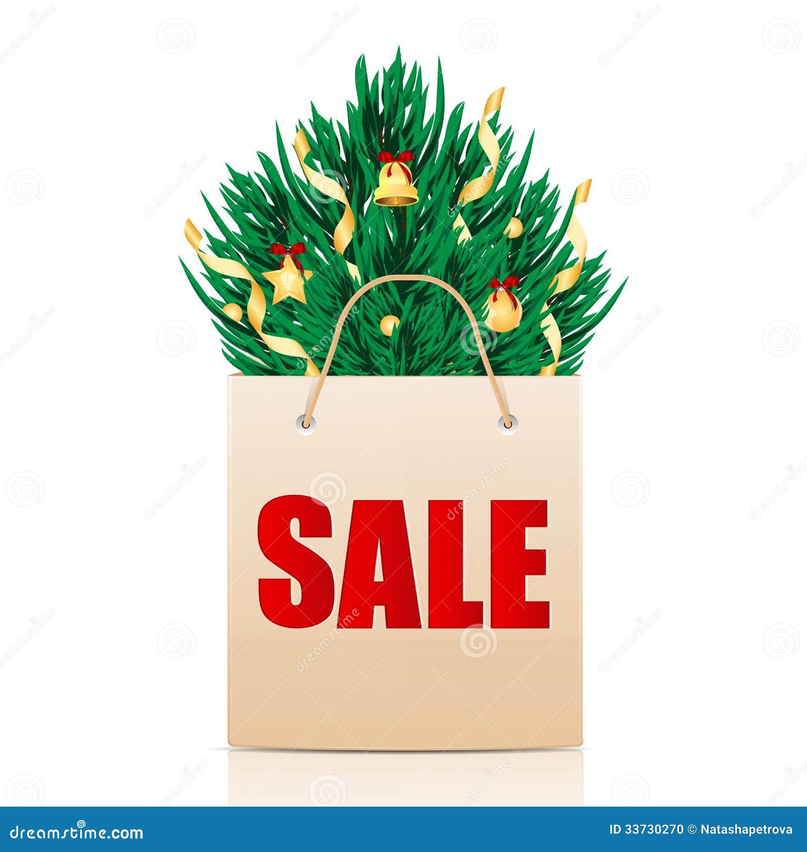 Сезонная продажа рождества