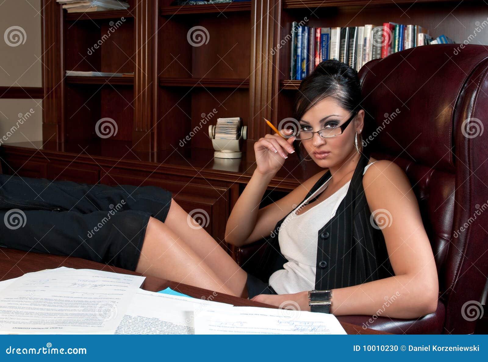 Самая сексуальная секретарь