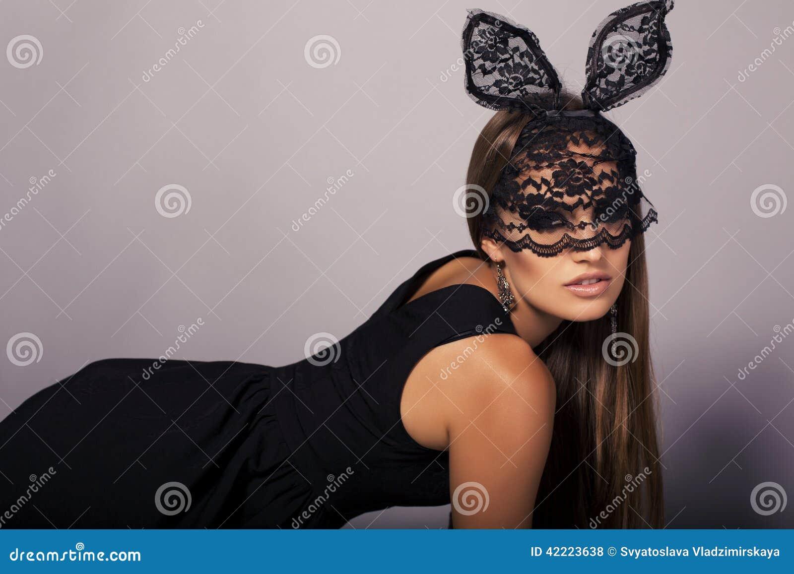 Сексуальные фото женщин в масках фото 611-661