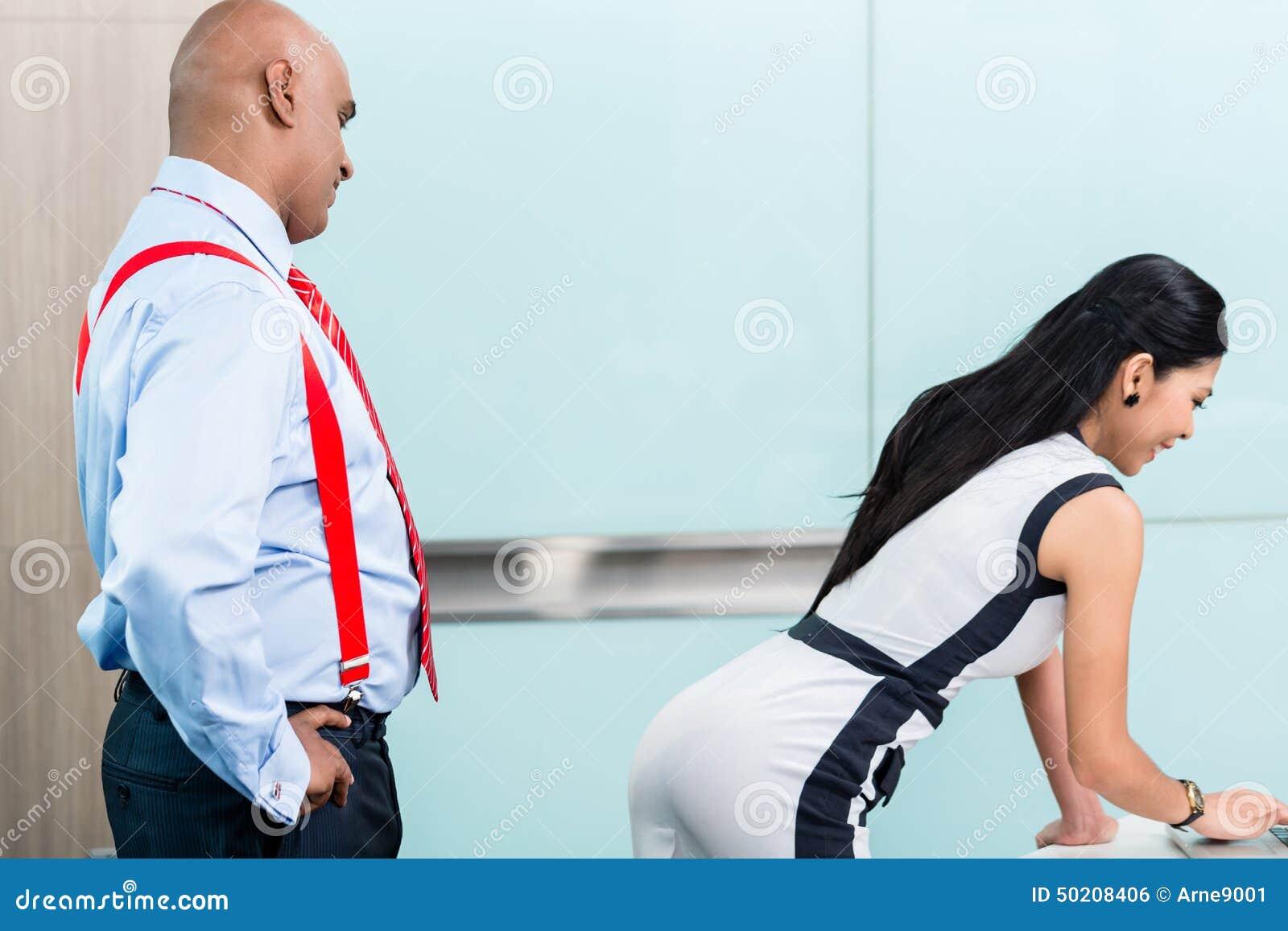 Сексуальные домогательства на рабочем месте