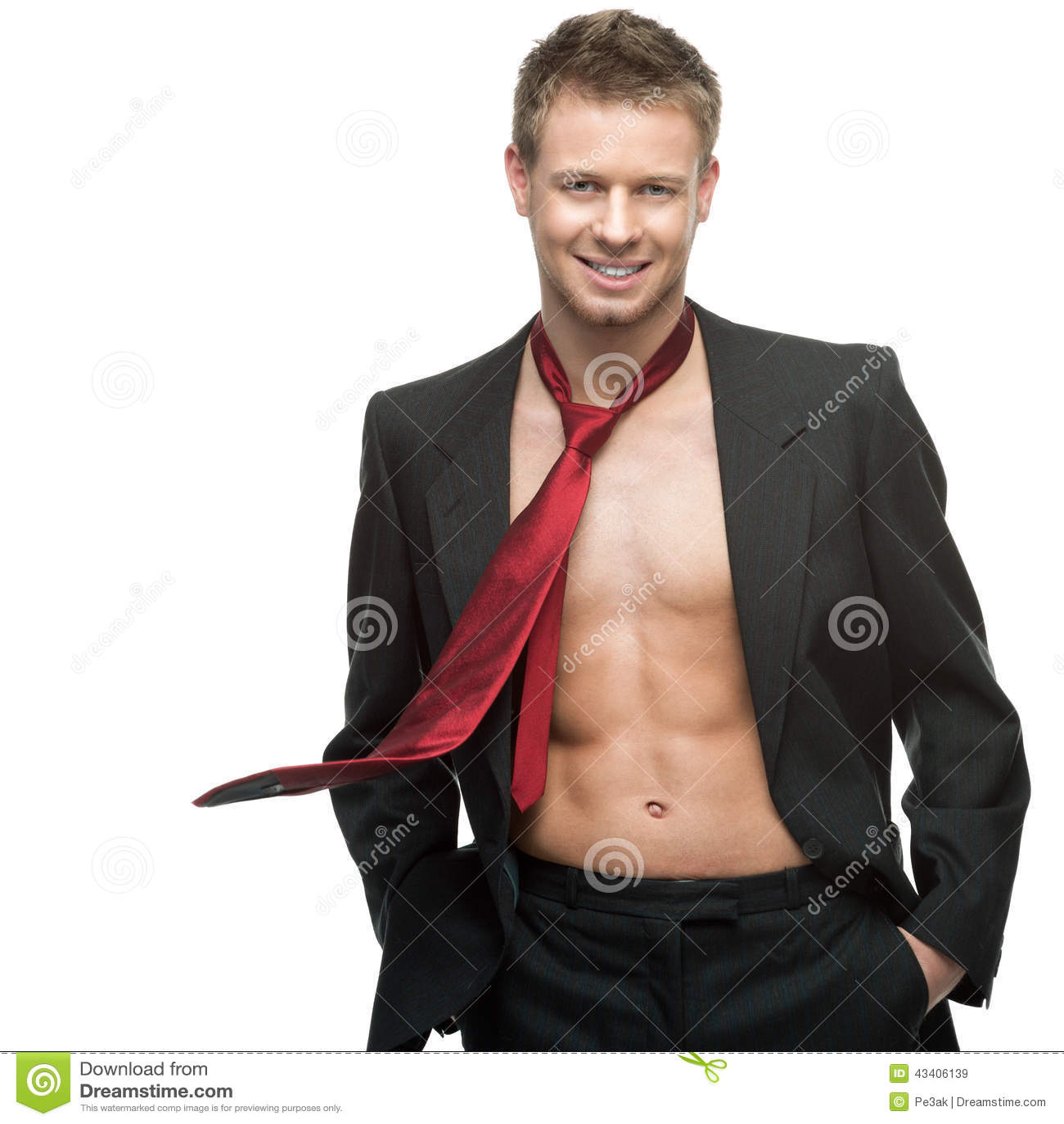 Порно мужик в пиджаке